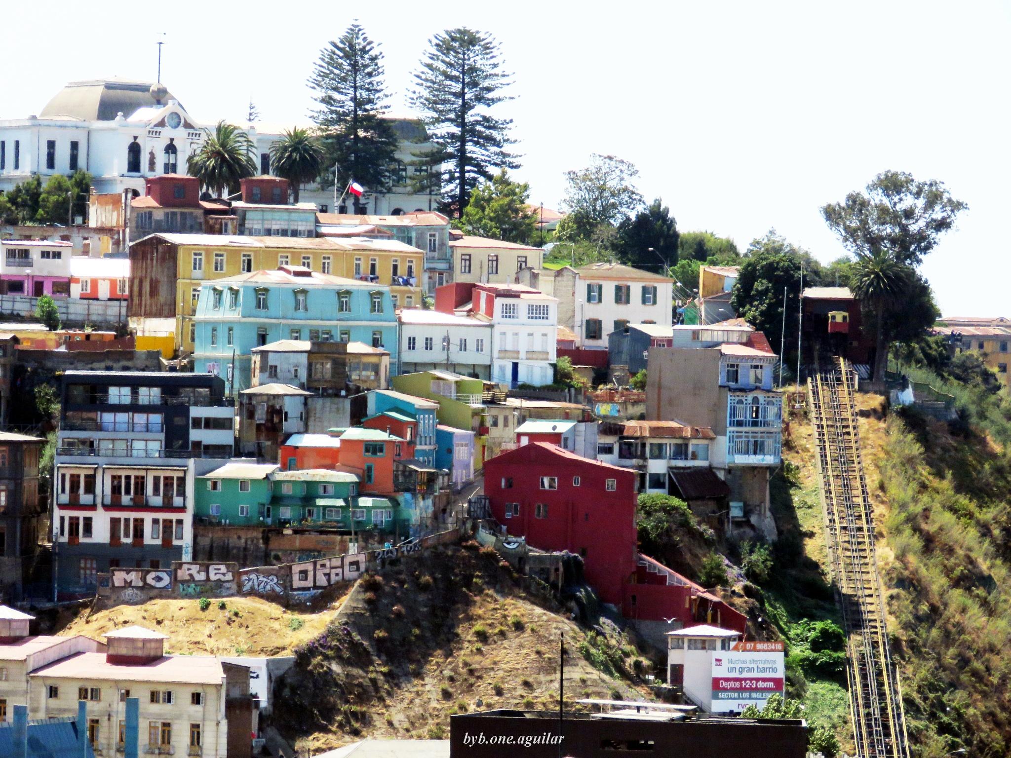 Valparaíso  by Byb.One_Aguilar