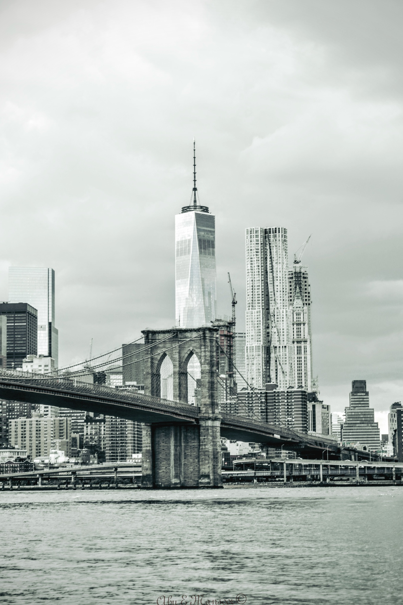Freedom tower by Abu E Mansoor