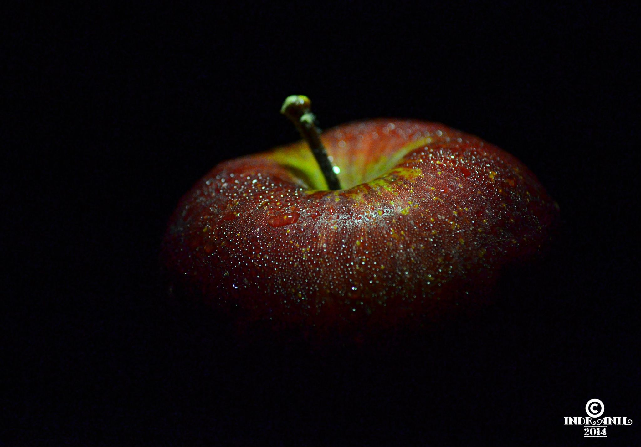 apple by indrozam88