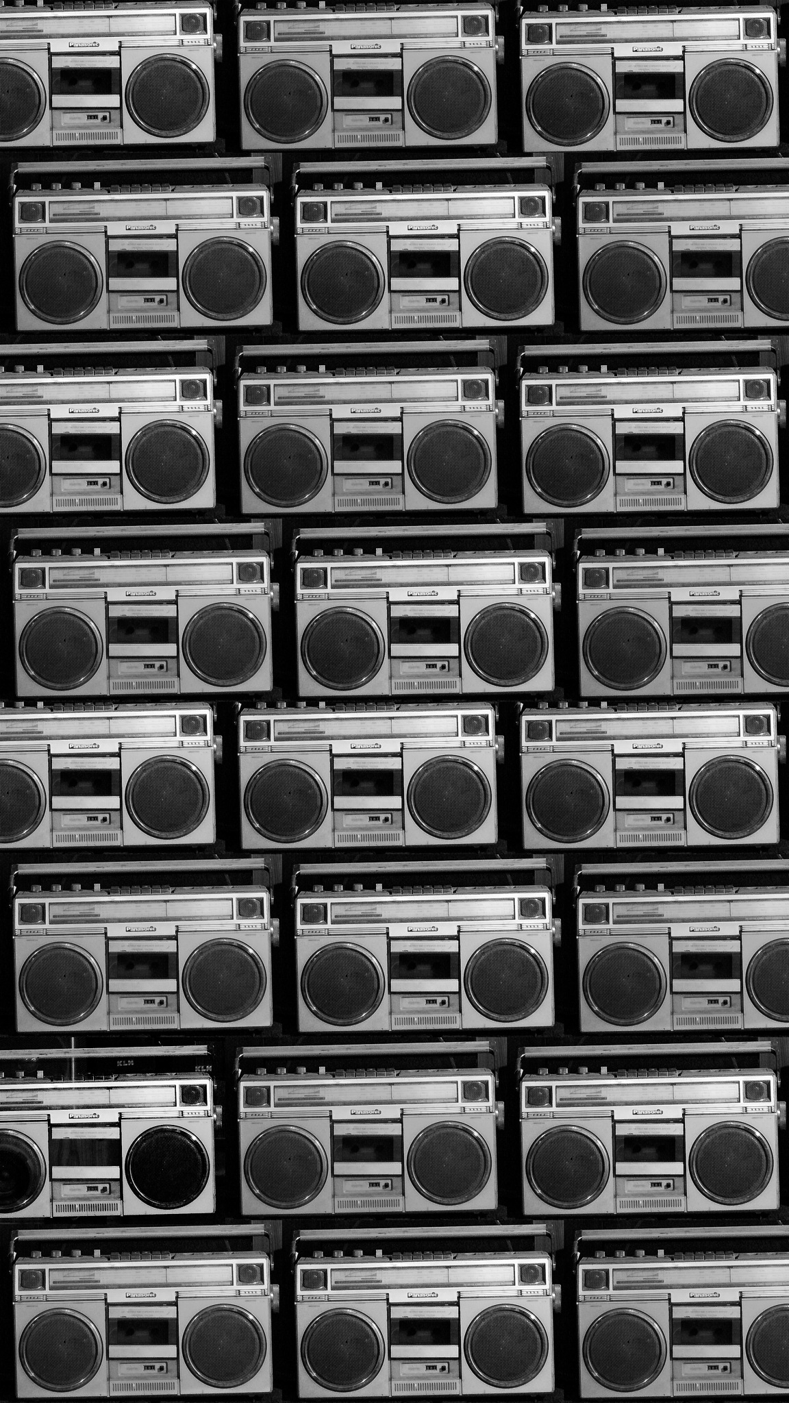 Boomboxes by benzo