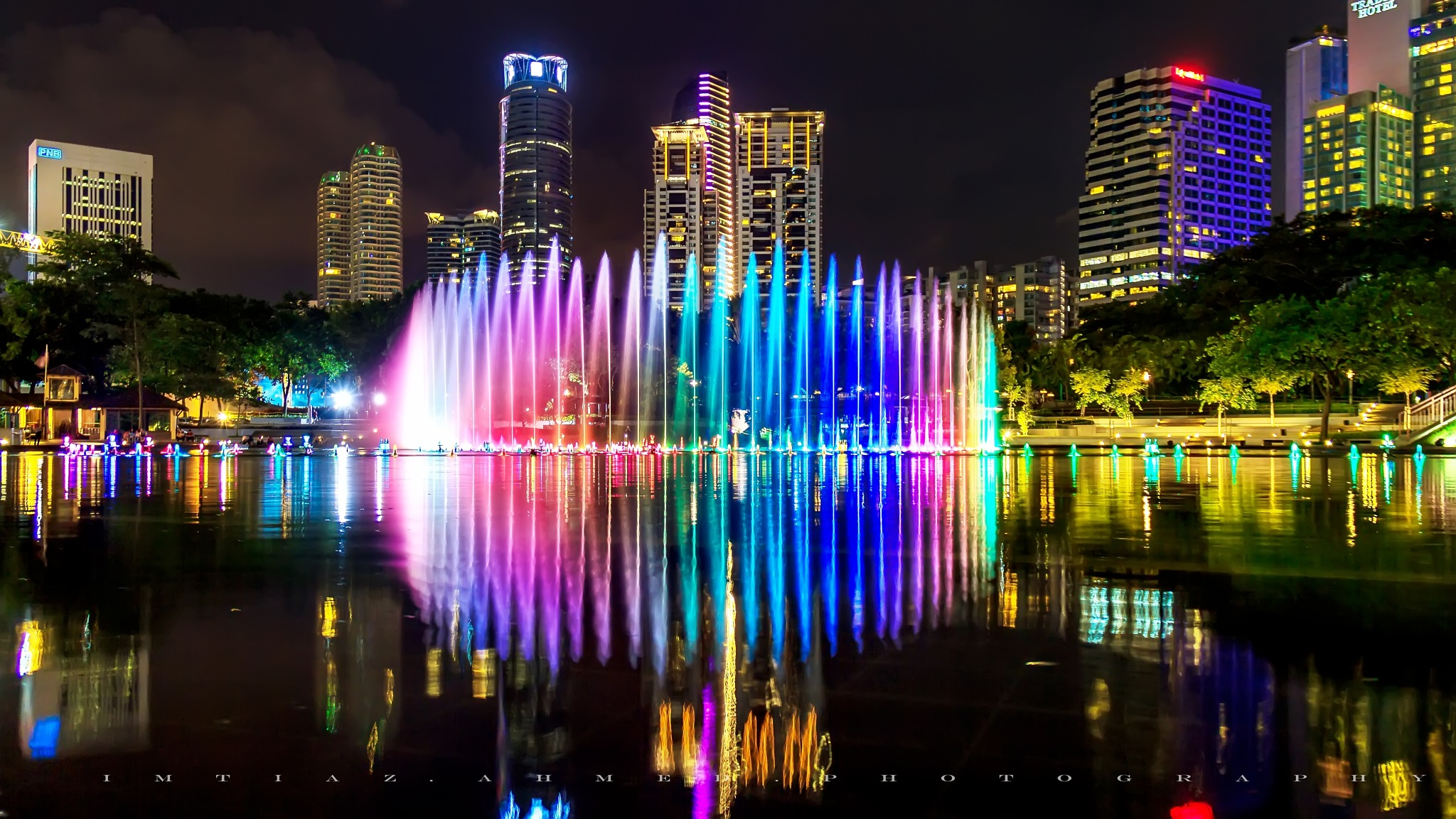 Water Dance by ImtiazAhmed