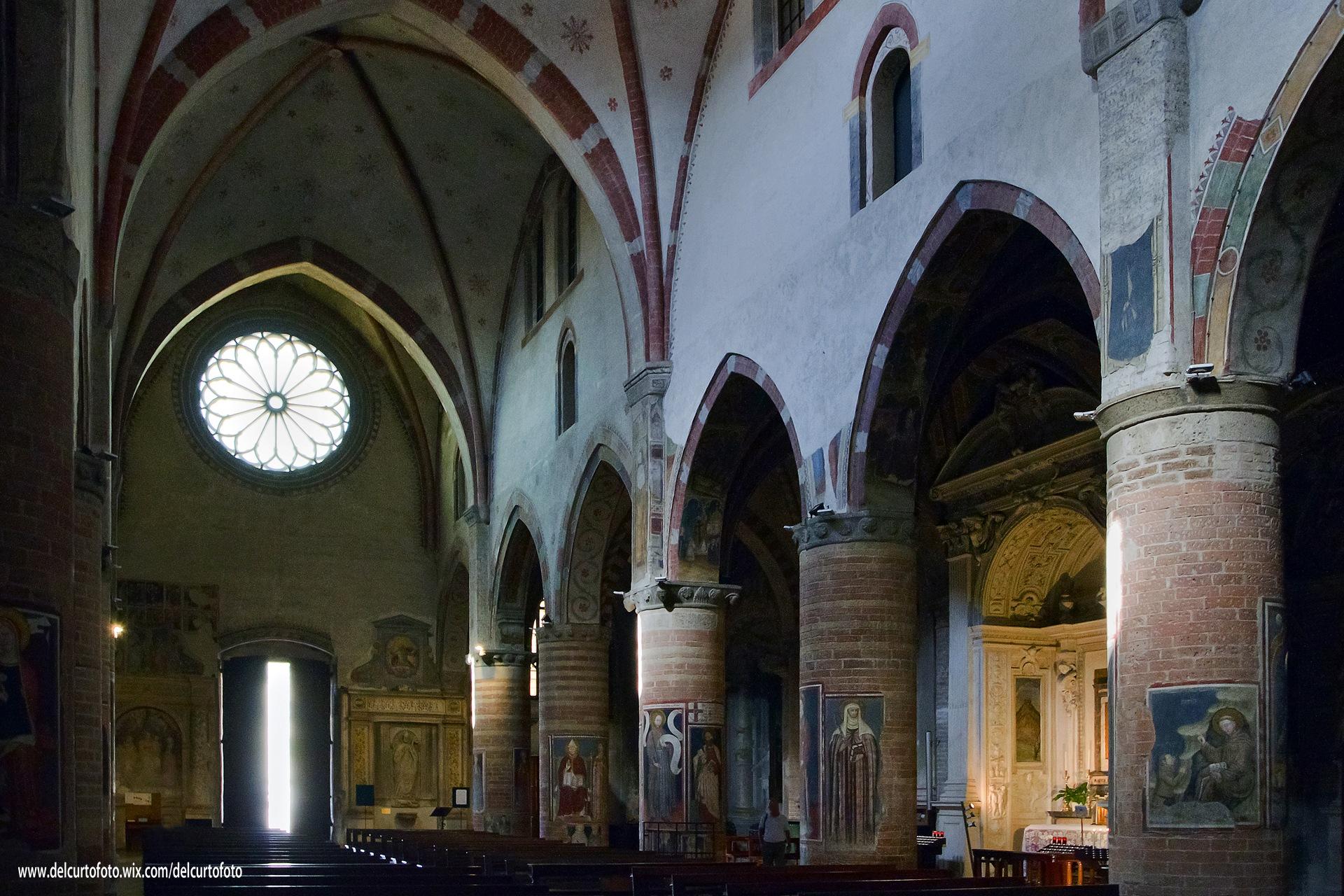 San Francesco Church  by Giovanni Del Curto