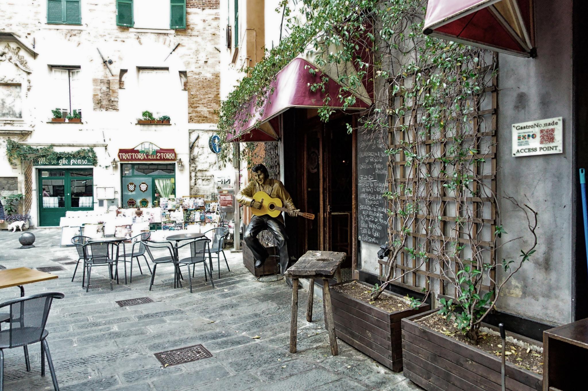 un angolo di Genova by ernesto amato