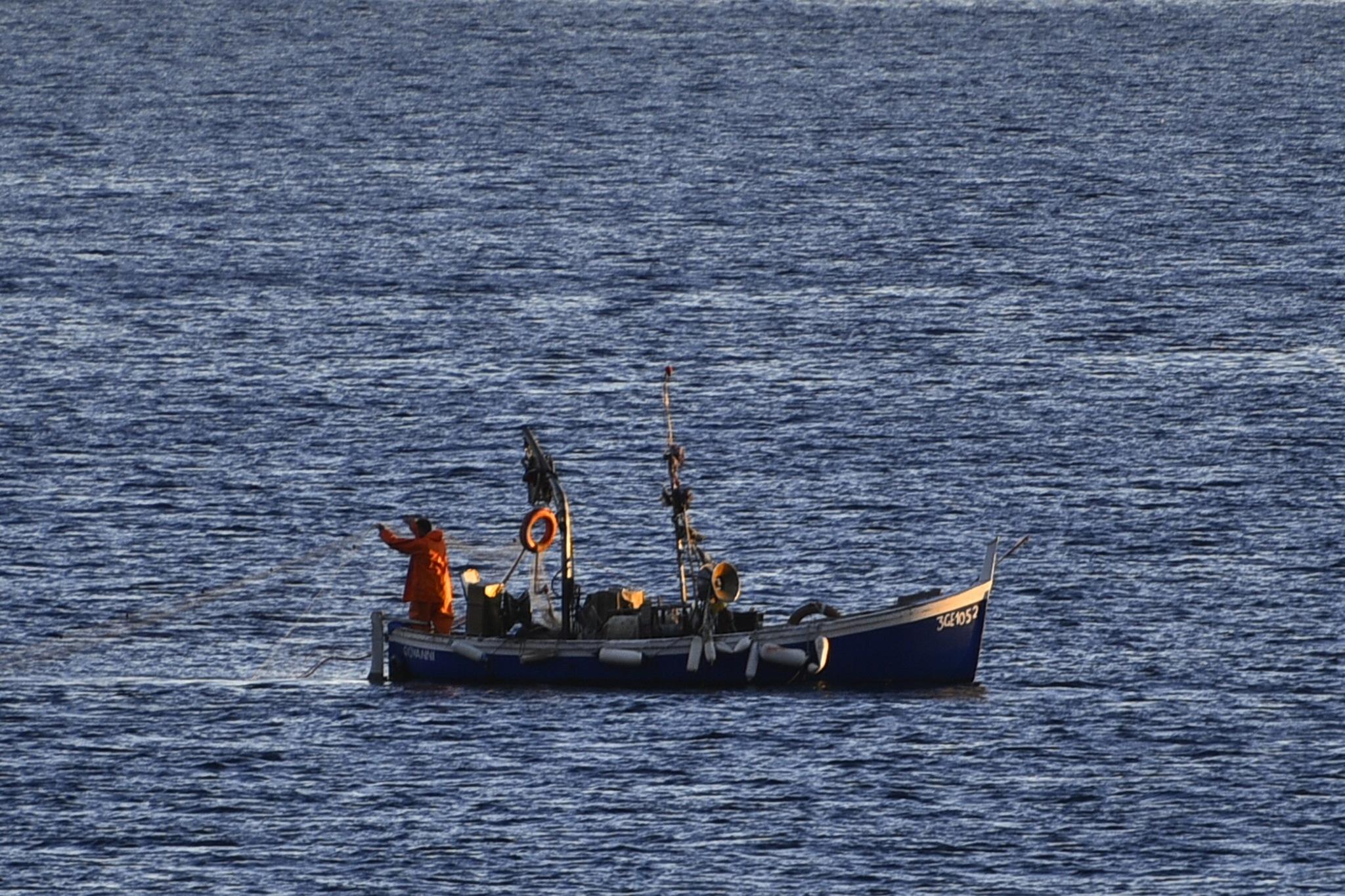Ligurian fisherman by sunrisesunset