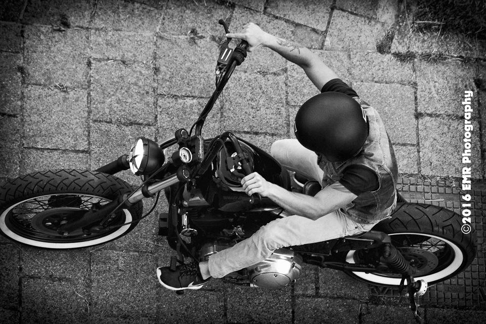 m o t o r  by EMR Photography & Fotomodel Marijn