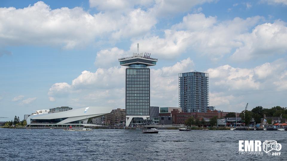 Cityscape Amsterdam  by EMR Photography & Fotomodel Marijn