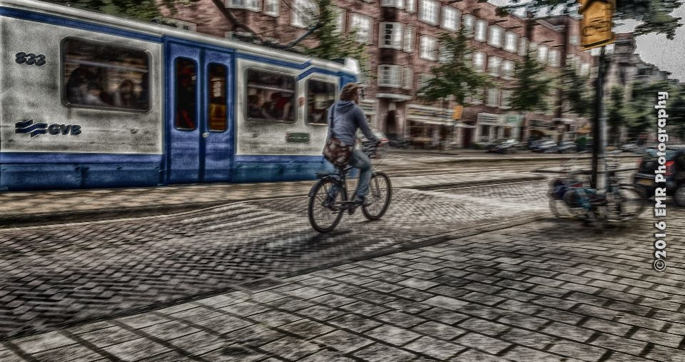 Panning @ Amsterdam  by EMR Photography & Fotomodel Marijn