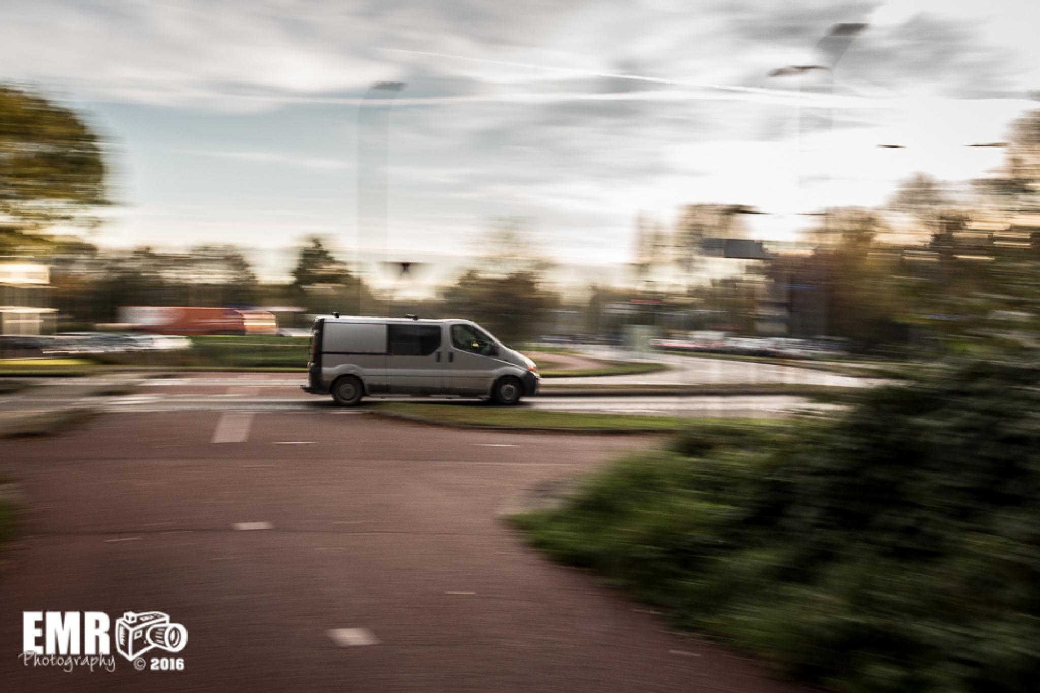 Panning @ Alkmaar by EMR Photography & Fotomodel Marijn