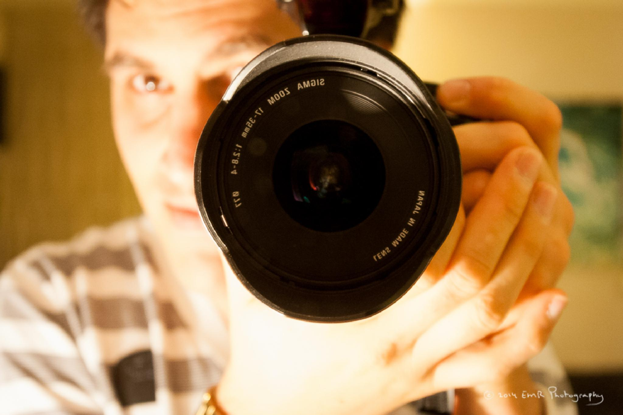 What I love of shooting and sure my new lens 17-35 mm by EMR Photography & Fotomodel Marijn