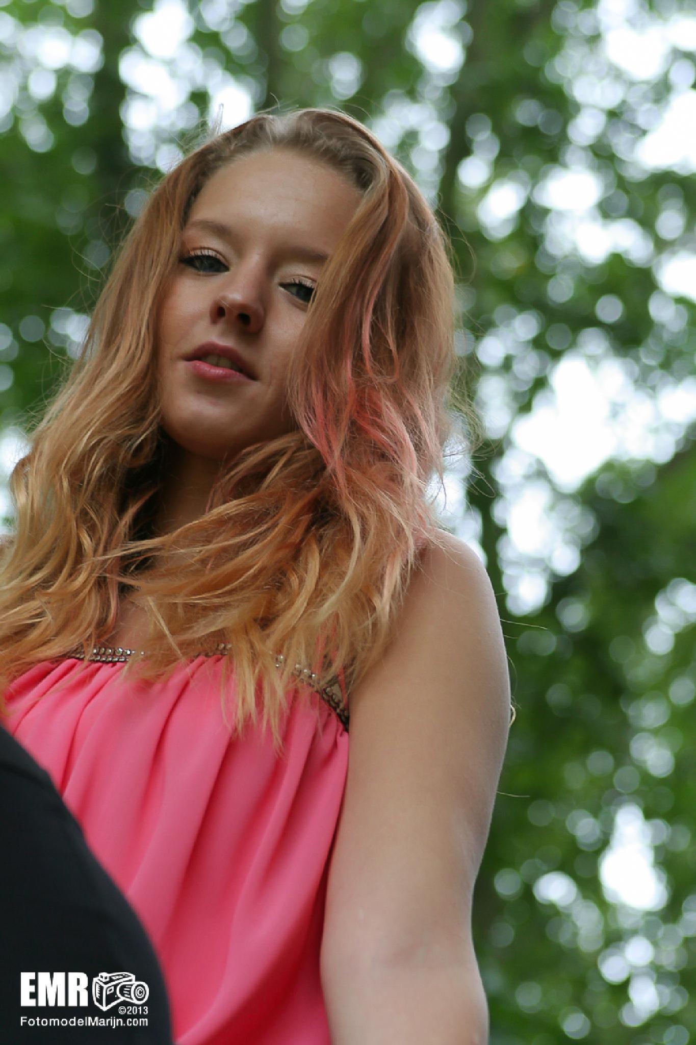 Dame  by EMR Photography & Fotomodel Marijn