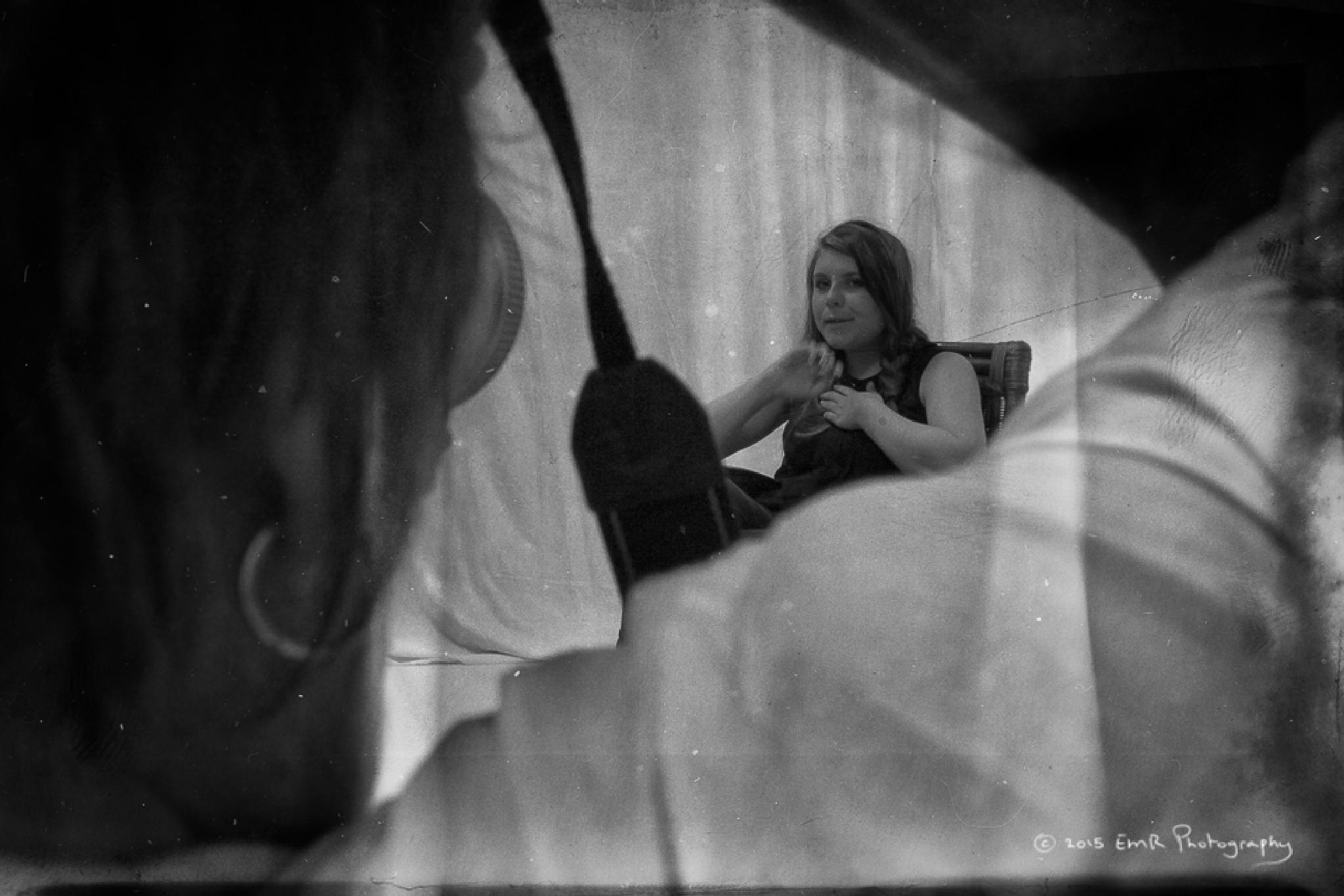 Moeder en dochter  by EMR Photography & Fotomodel Marijn