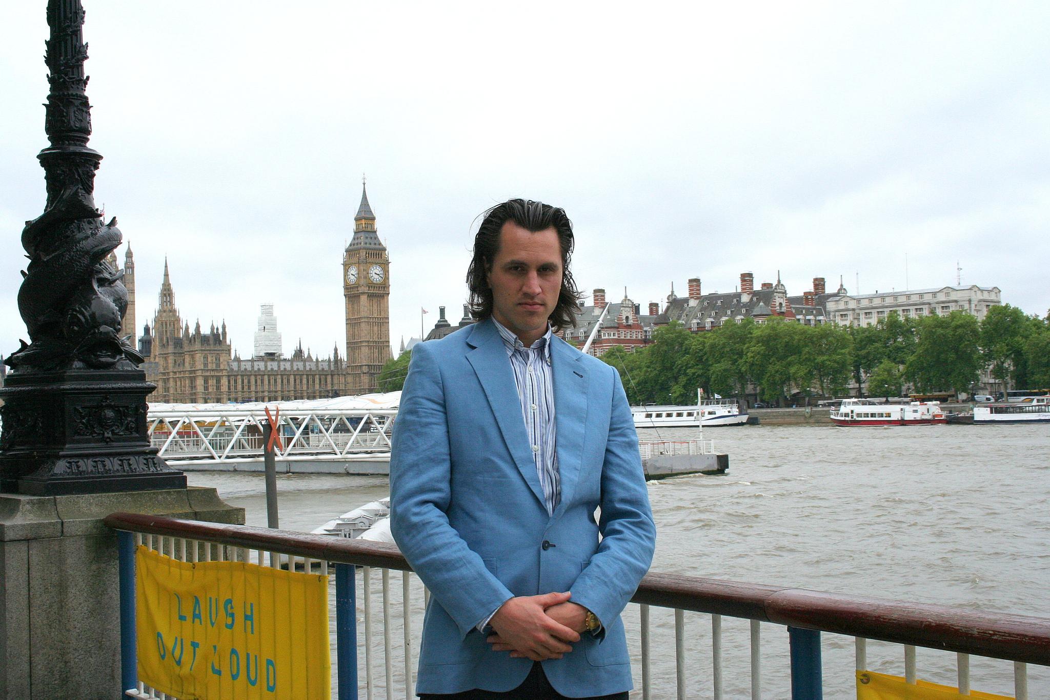 Me in London 2013 by EMR Photography & Fotomodel Marijn