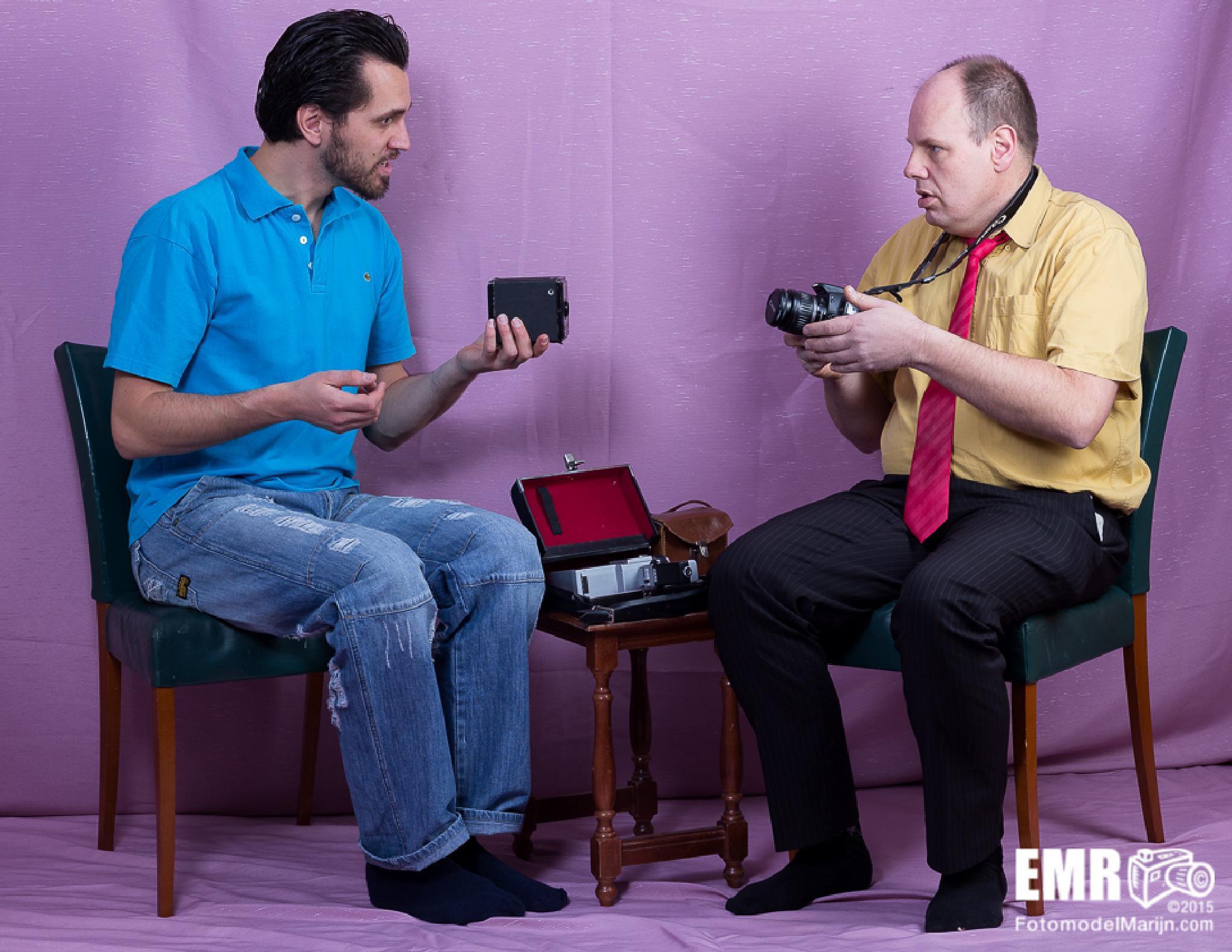 Rob & me by EMR Photography & Fotomodel Marijn