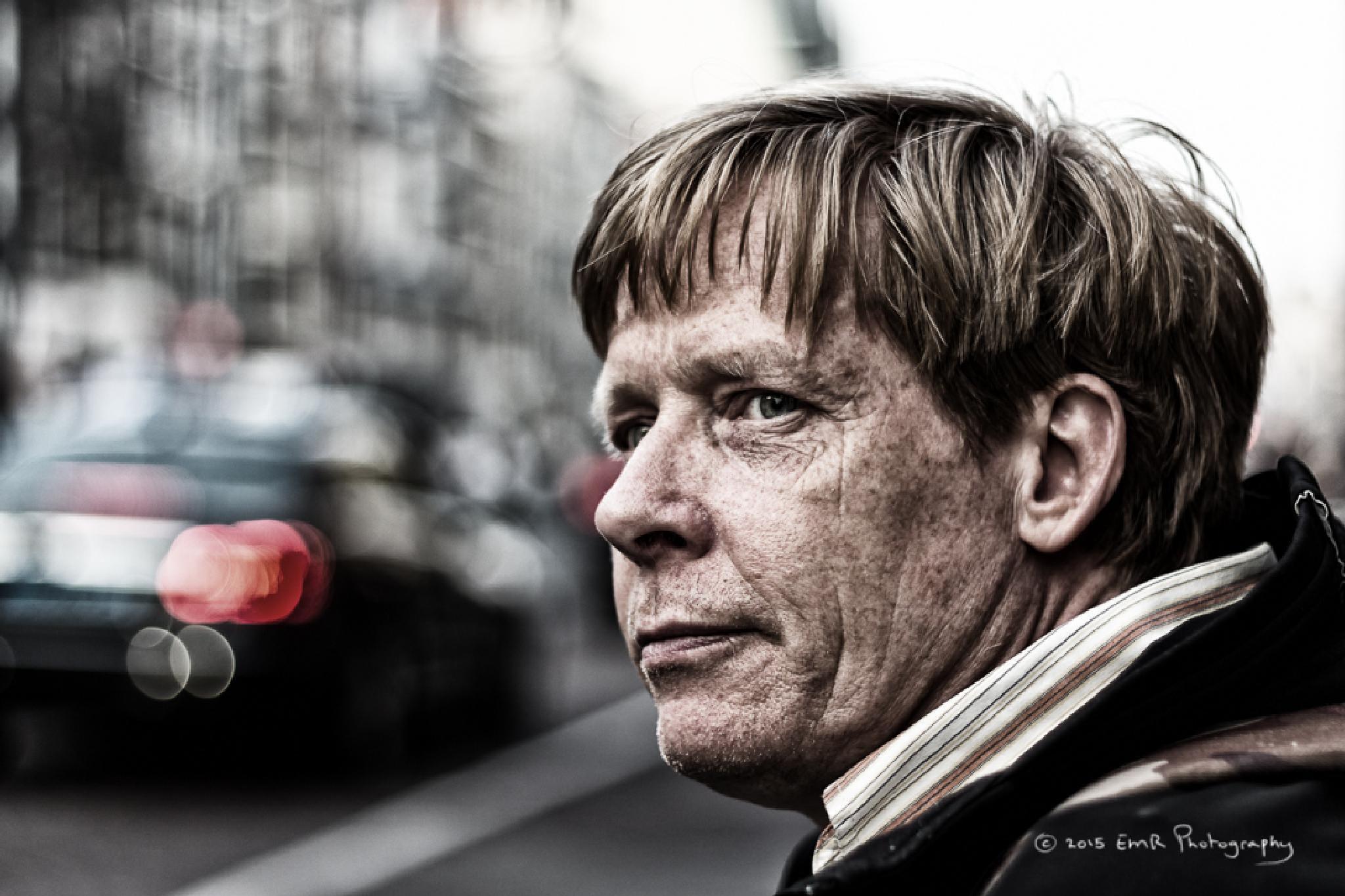 Michel - Amsterdam  by EMR Photography & Fotomodel Marijn
