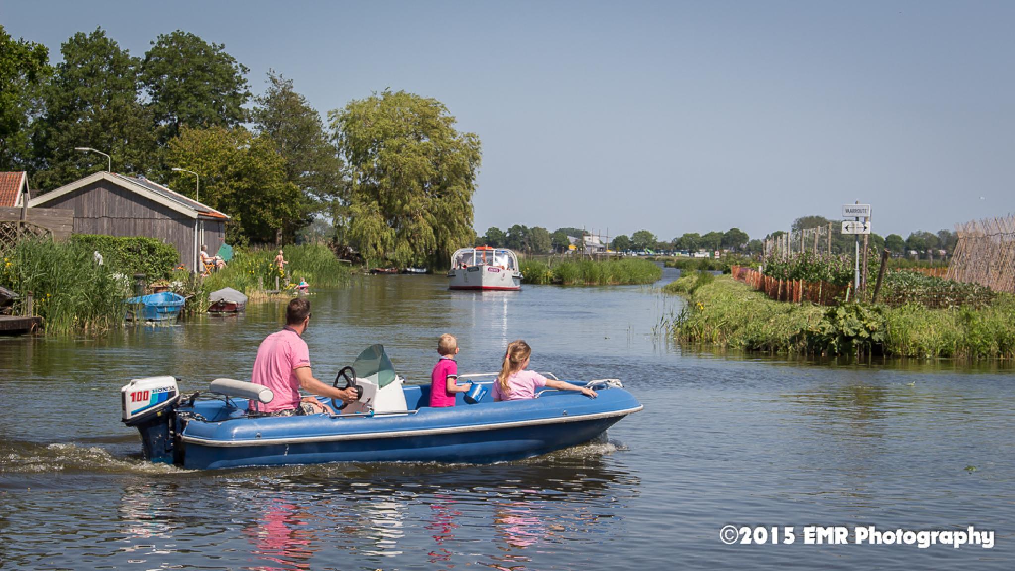 Langedijk - Nederland by EMR Photography & Fotomodel Marijn