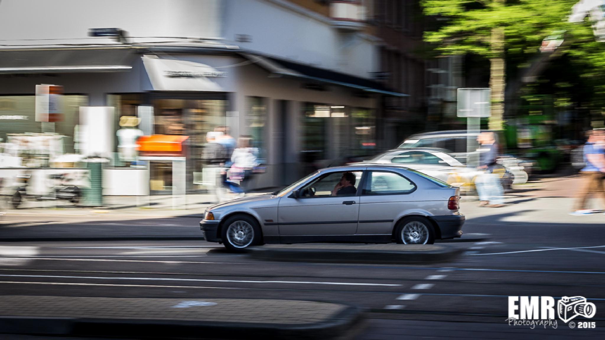 Panning --> Amsterdam - NL  by EMR Photography & Fotomodel Marijn