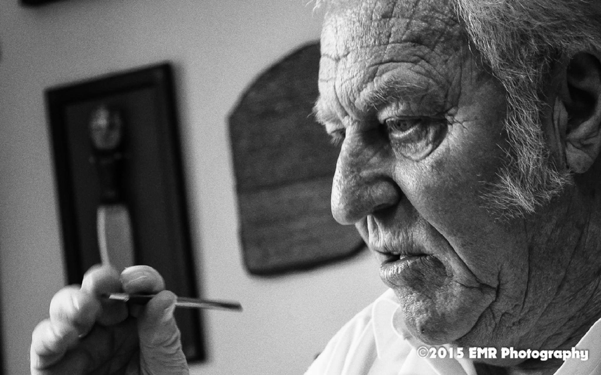 Dick van der Lippe by EMR Photography & Fotomodel Marijn
