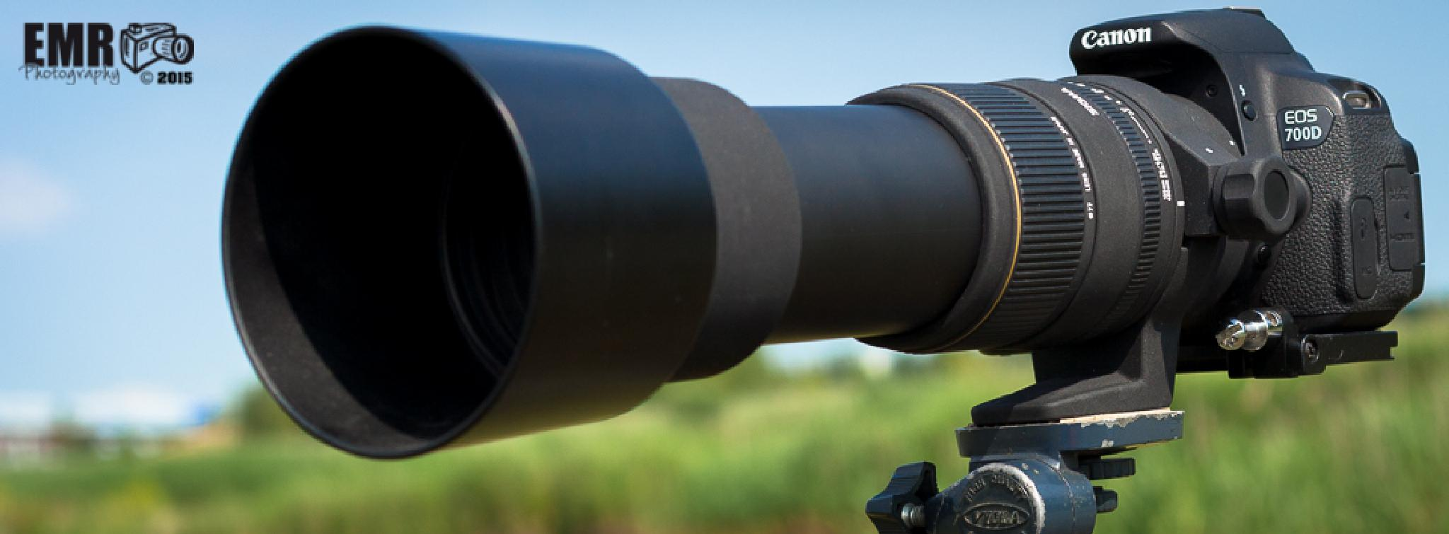 Sigma 135-400mm 1:4.5-5.6 apo dg by EMR Photography & Fotomodel Marijn