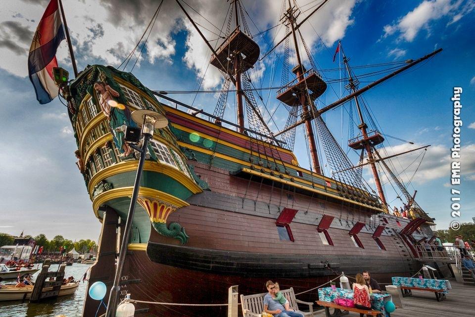 Amsterdam HDR by EMR Photography & Fotomodel Marijn