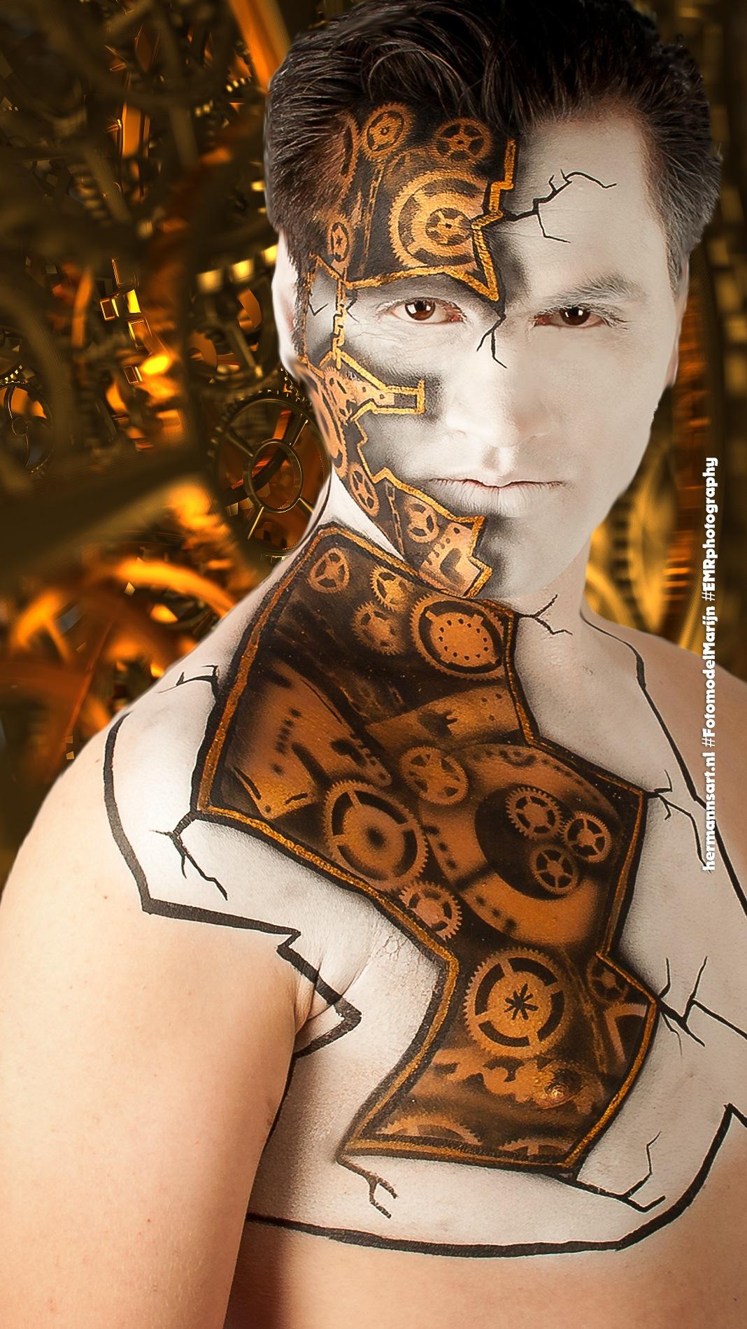 My art by EMR Photography & Fotomodel Marijn
