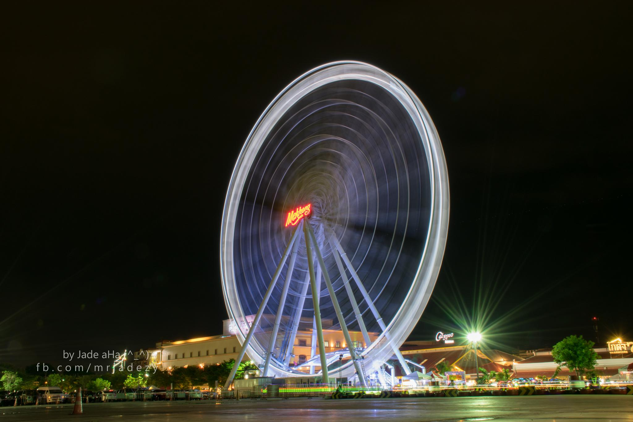 ASIATIQUE Bangkok Thailand by Jade aHa