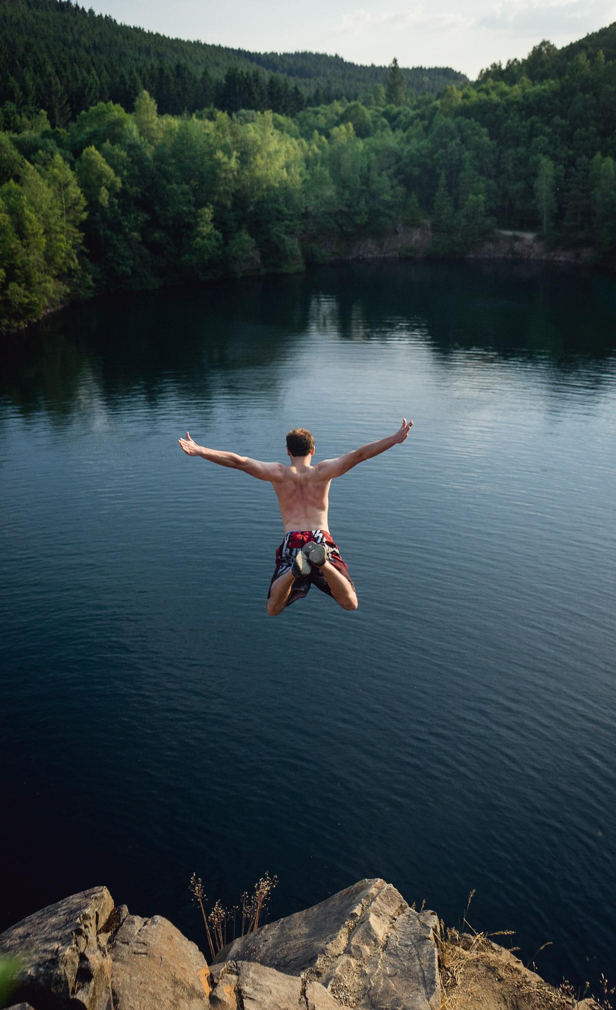 Enjoy life to the fullest! by Chris König