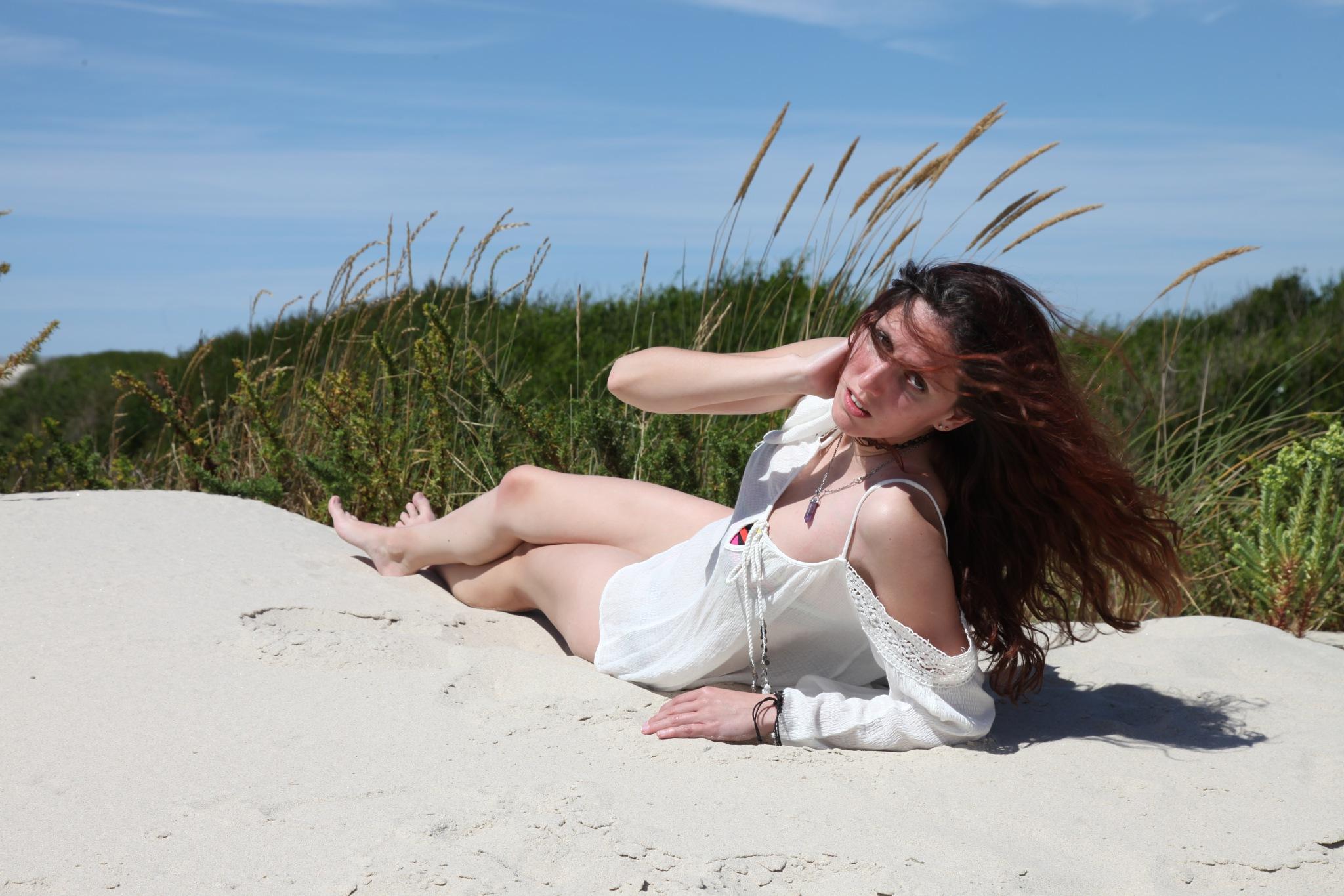 Windy Beach by Rafael Dias