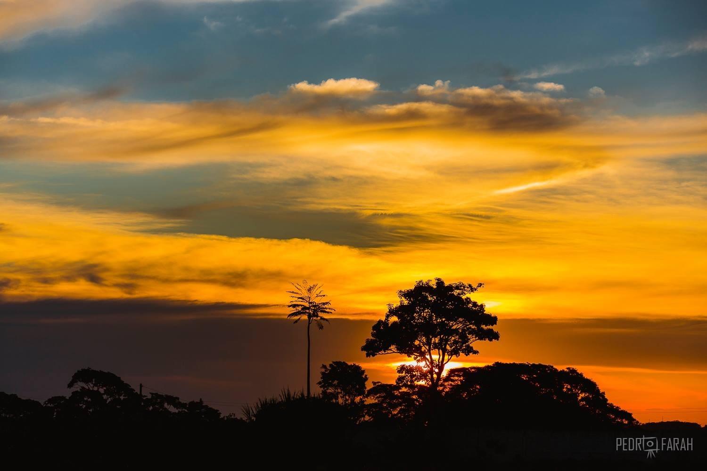 Por do sol... by pfarah61