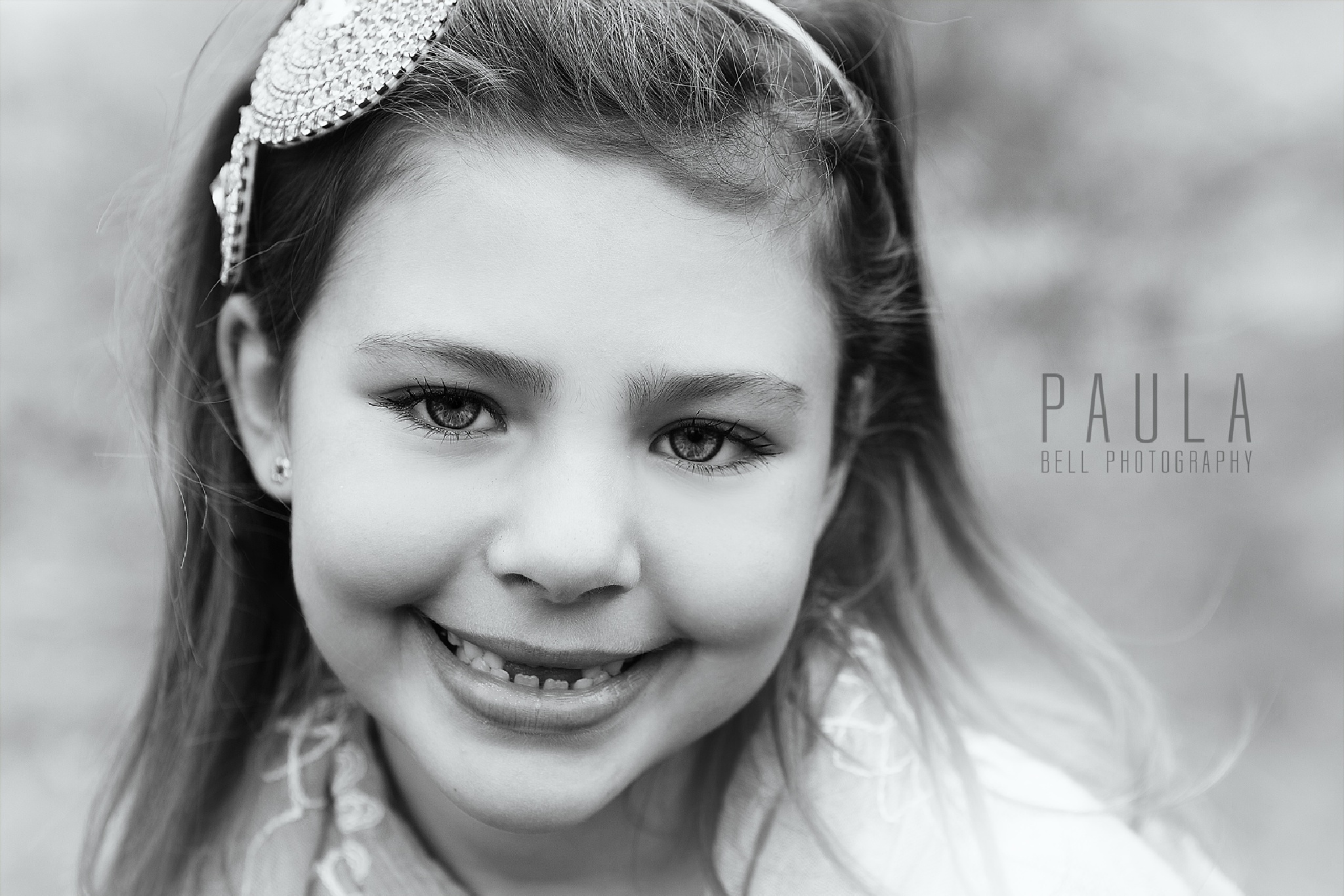 Eyes and apple cheeks...... by PaulaBellPhotography