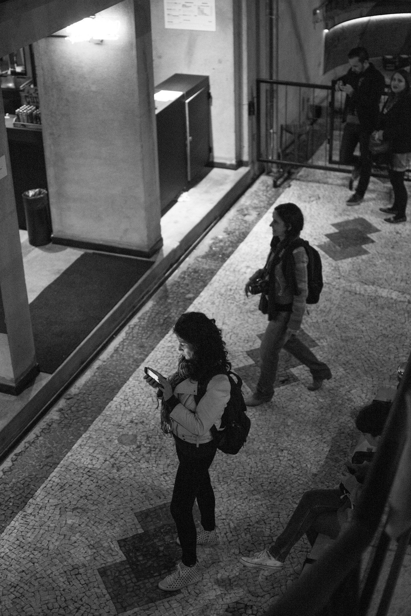 Downtown people by andressa.alba