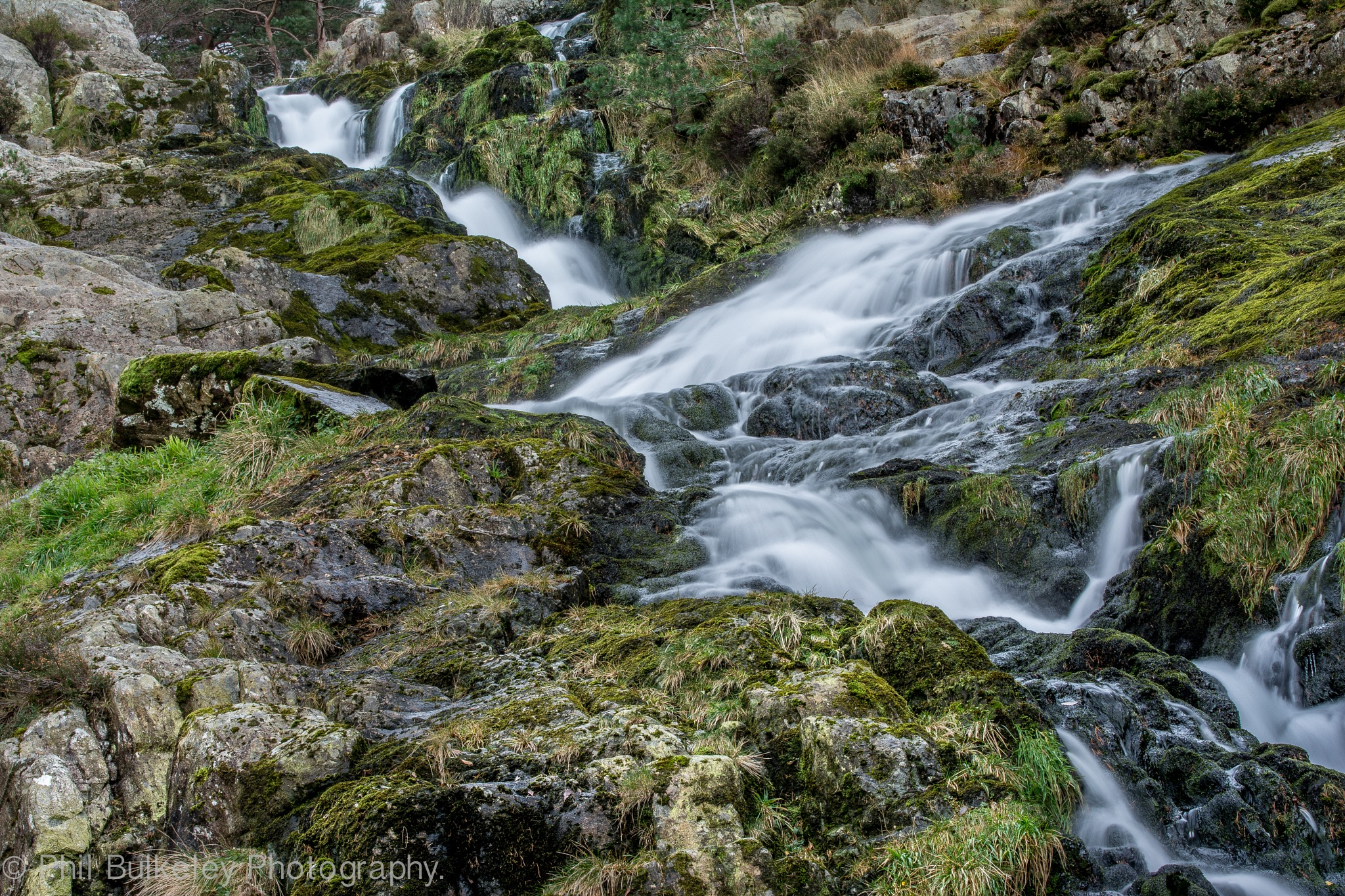 Idwal Weeps by philbulkeley