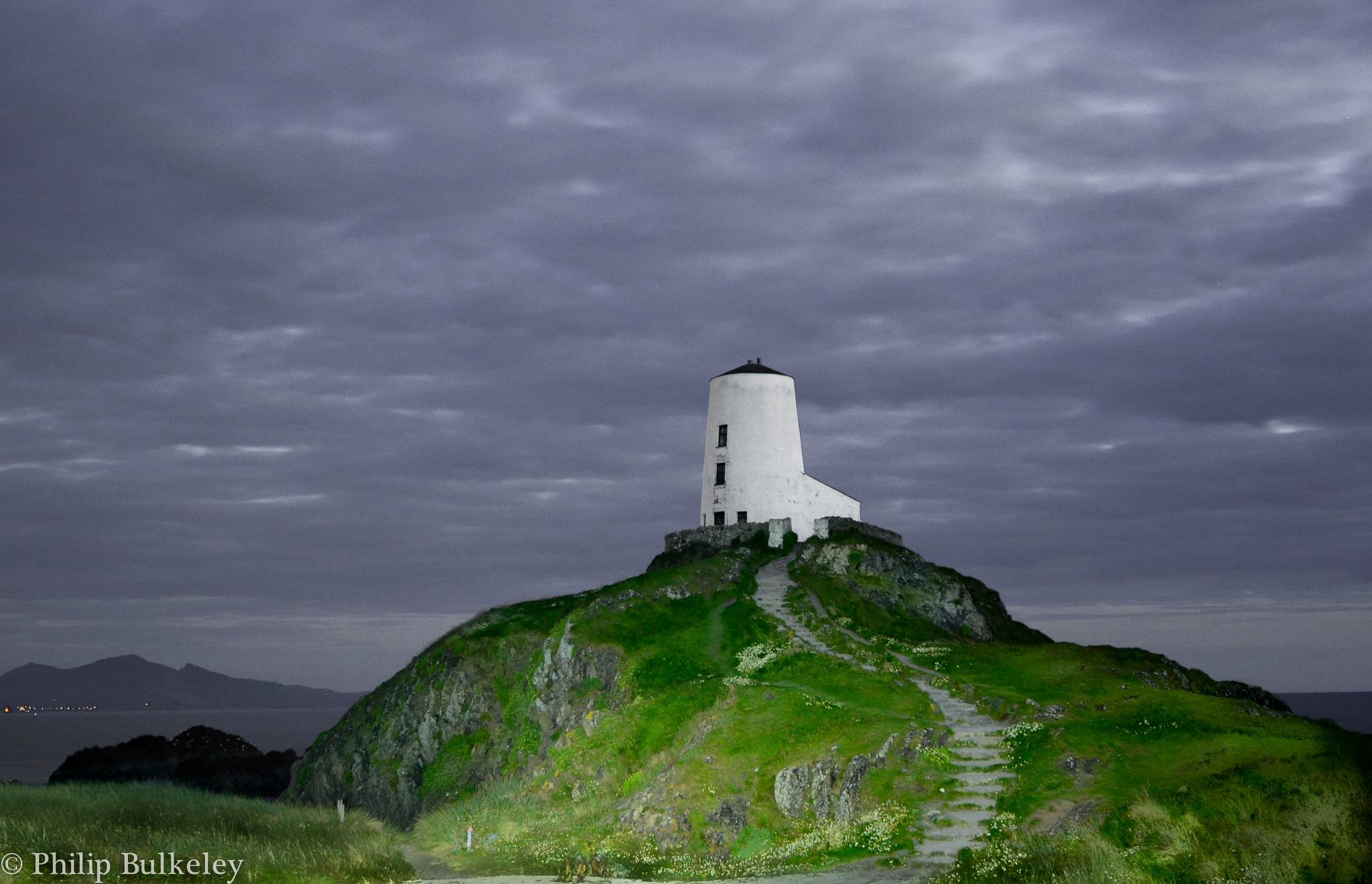 LLANDWYN ISLAND by philbulkeley