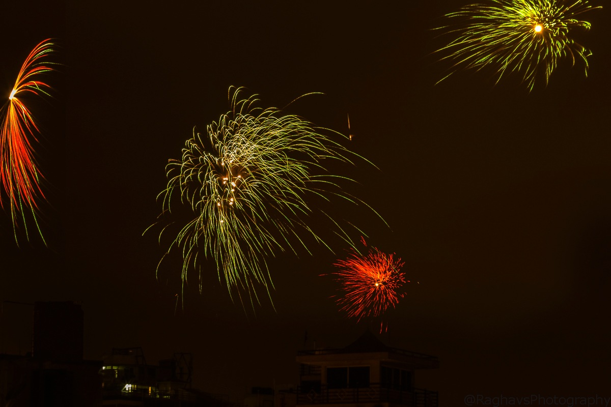 Happy Diwali by Raghavendra Joshi