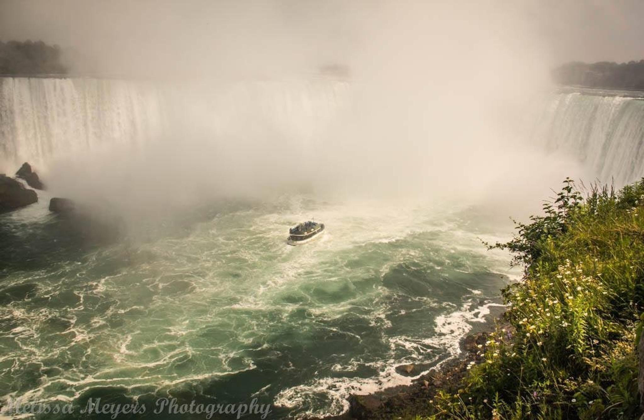Niagara Falls by Melissa