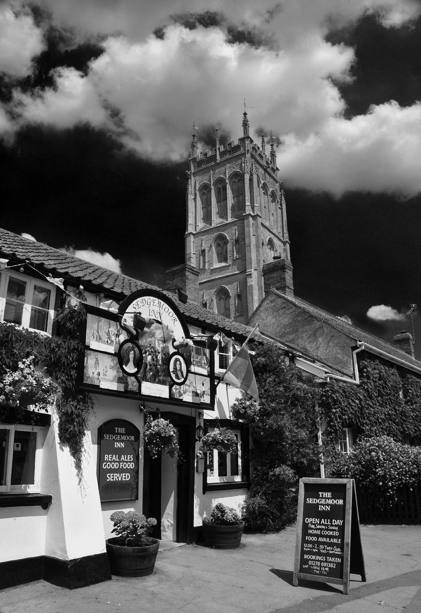 The Sedgemoor Inn by lenbage