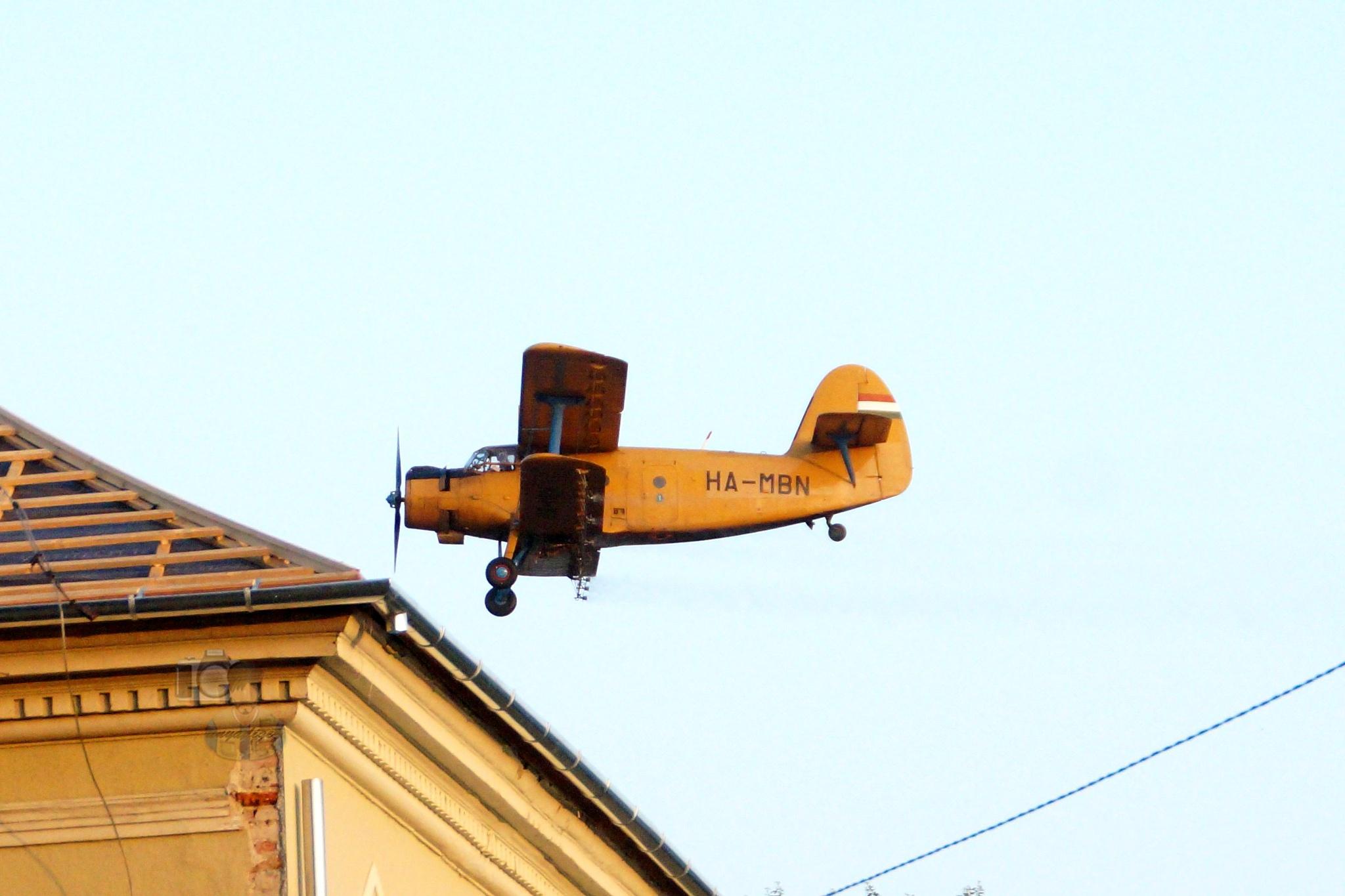 June 23,16. mosquito control with Antonov An-2 #1 by hunyadigeza