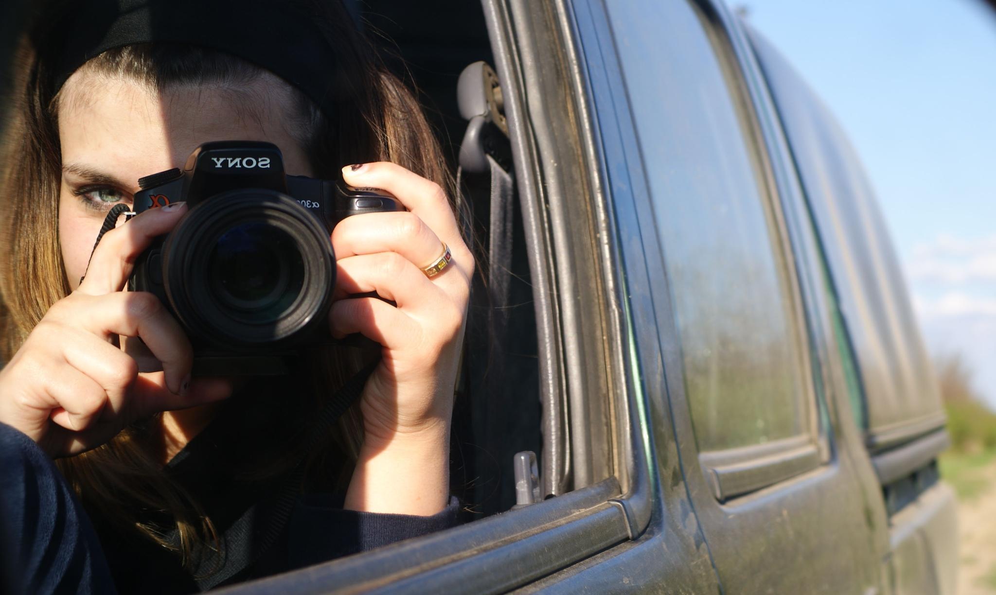 rearview mirror by hunyadigeza