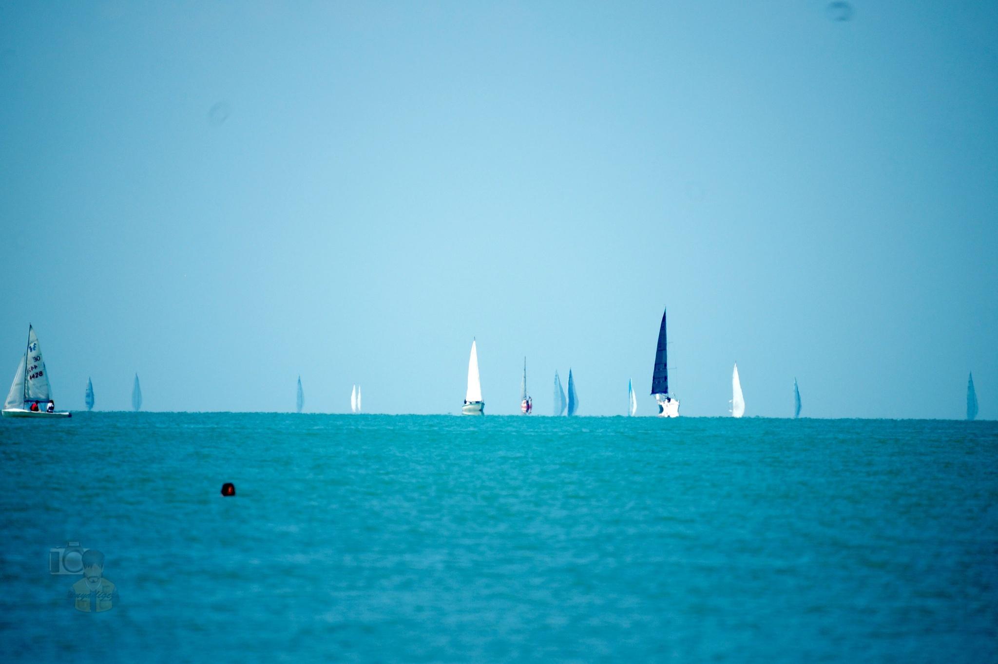 """July 02,16. Lake Balaton, """"Hungarian Sea""""  by hunyadigeza"""