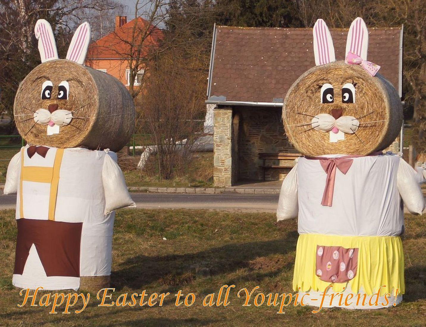 Happy Easter! by hunyadigeza