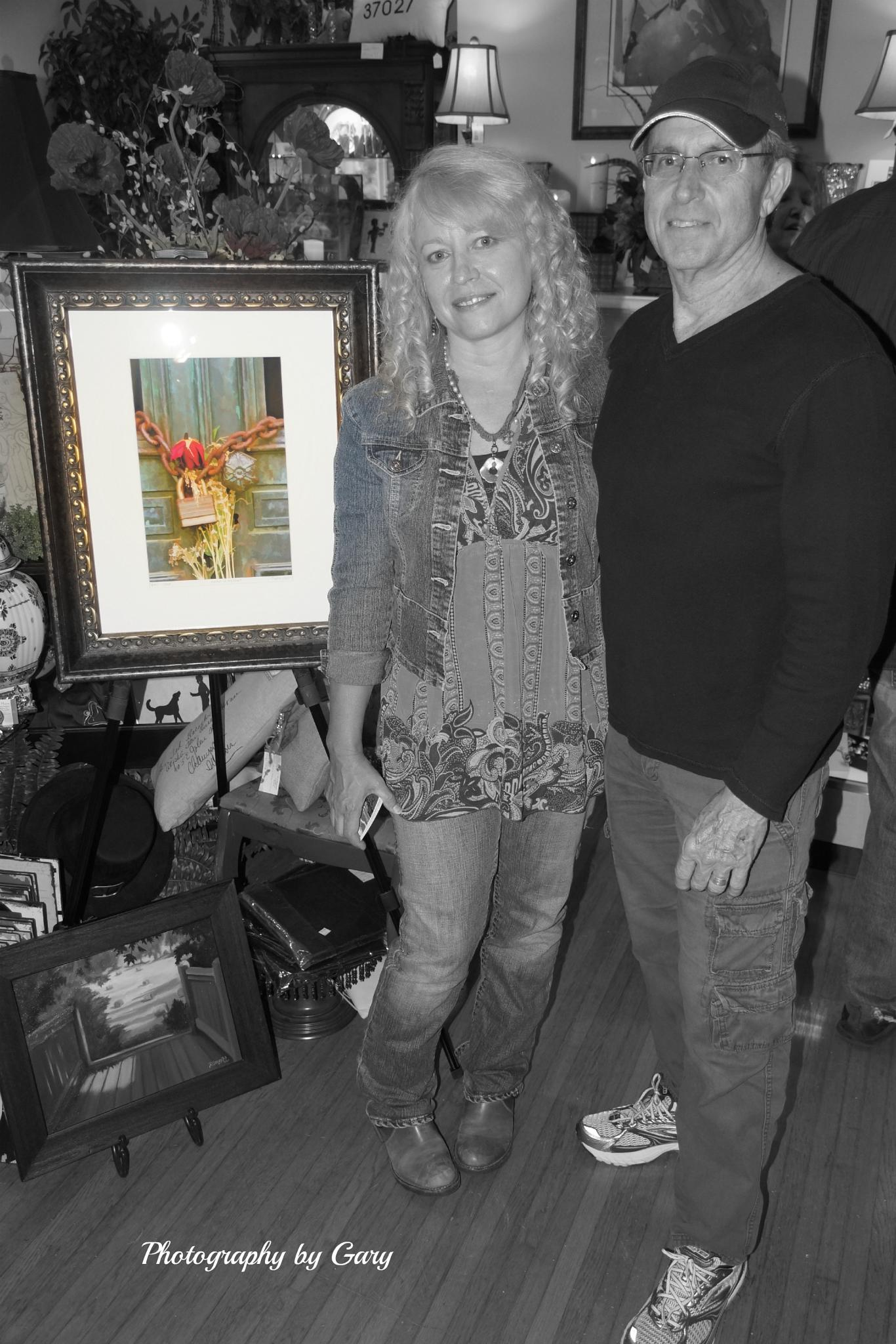 Debbie's Art by Gary Cole
