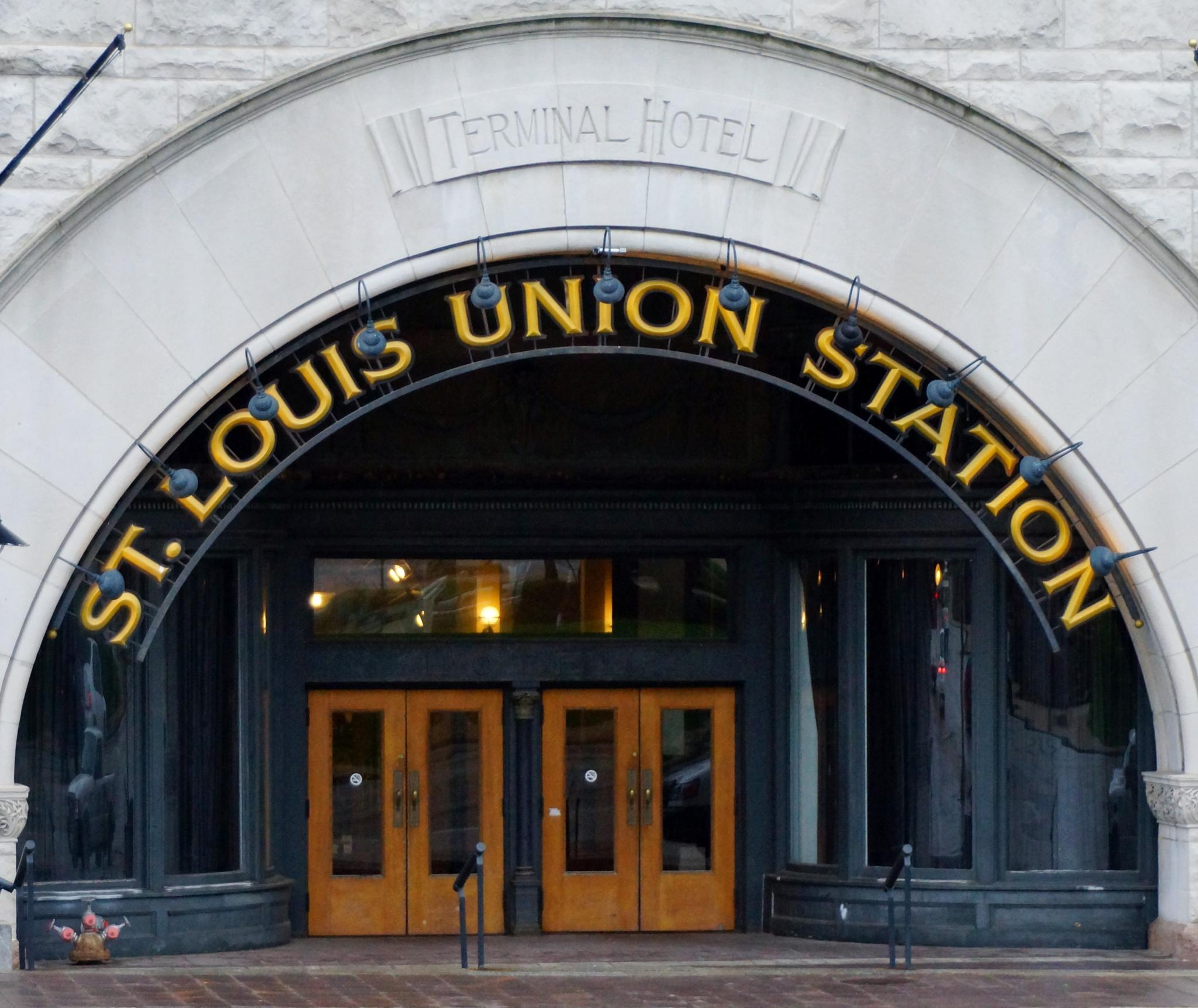 St. Louis Union Station by Gary Cole