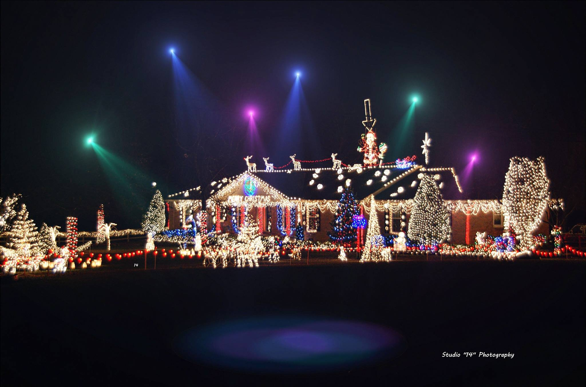 Merry Christmas by Gary Cole