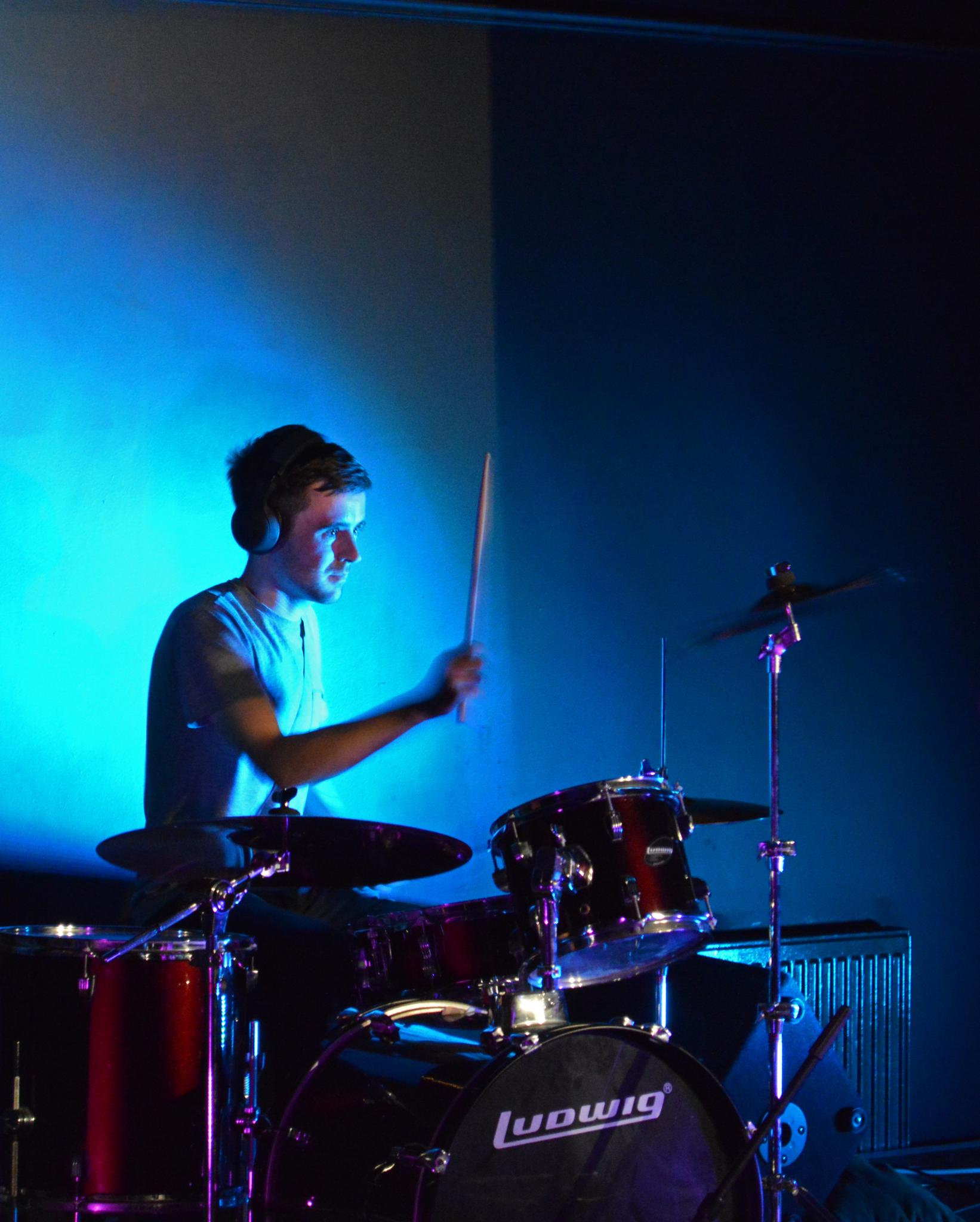 Photo in Concert #drums #live #gigs #music
