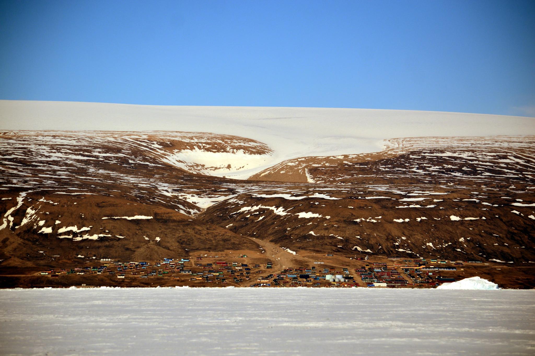 Qaanaaq by Arrutaq K'ujaukitsoq