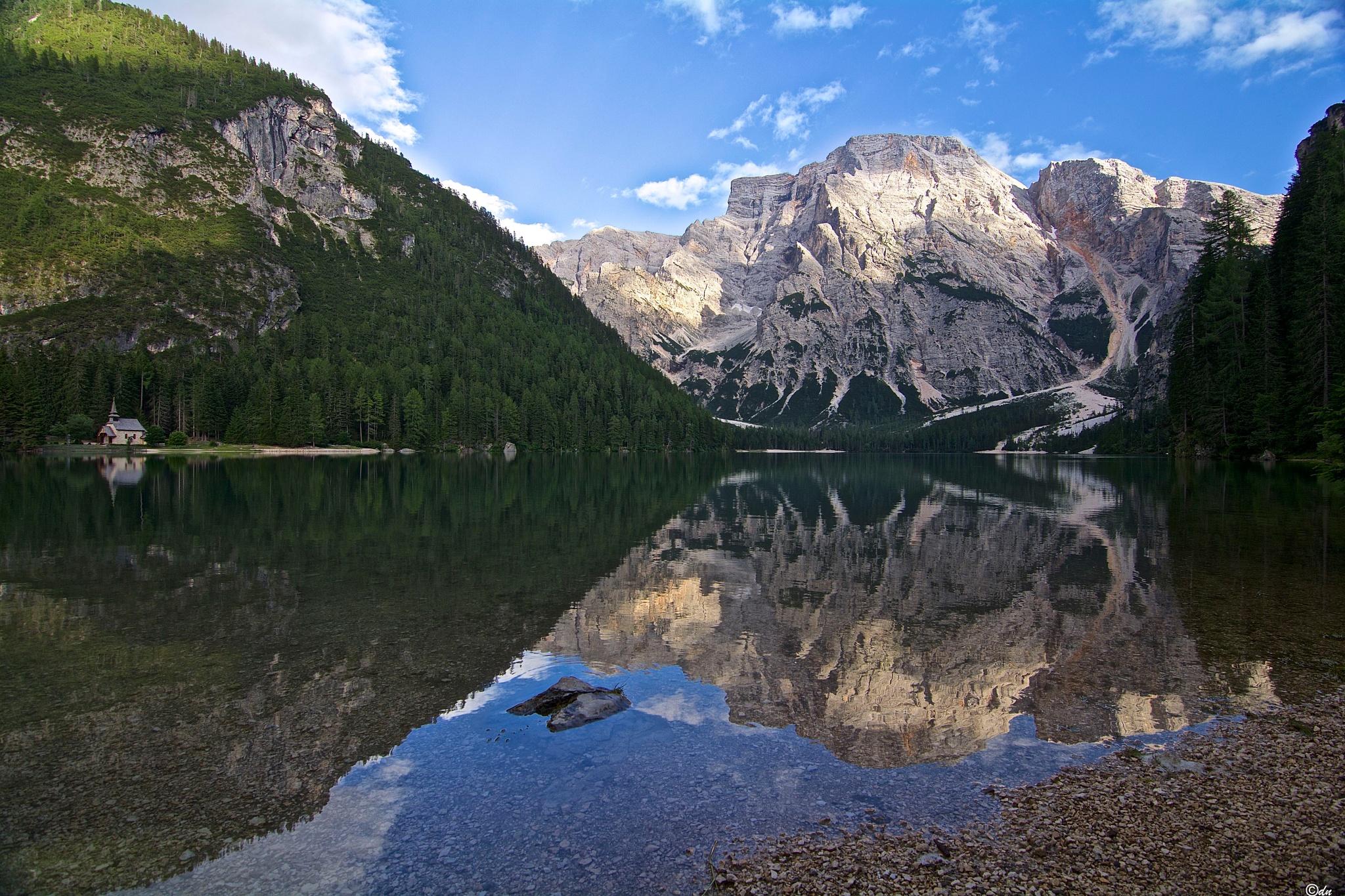 lago di Braies  by DavideNegro