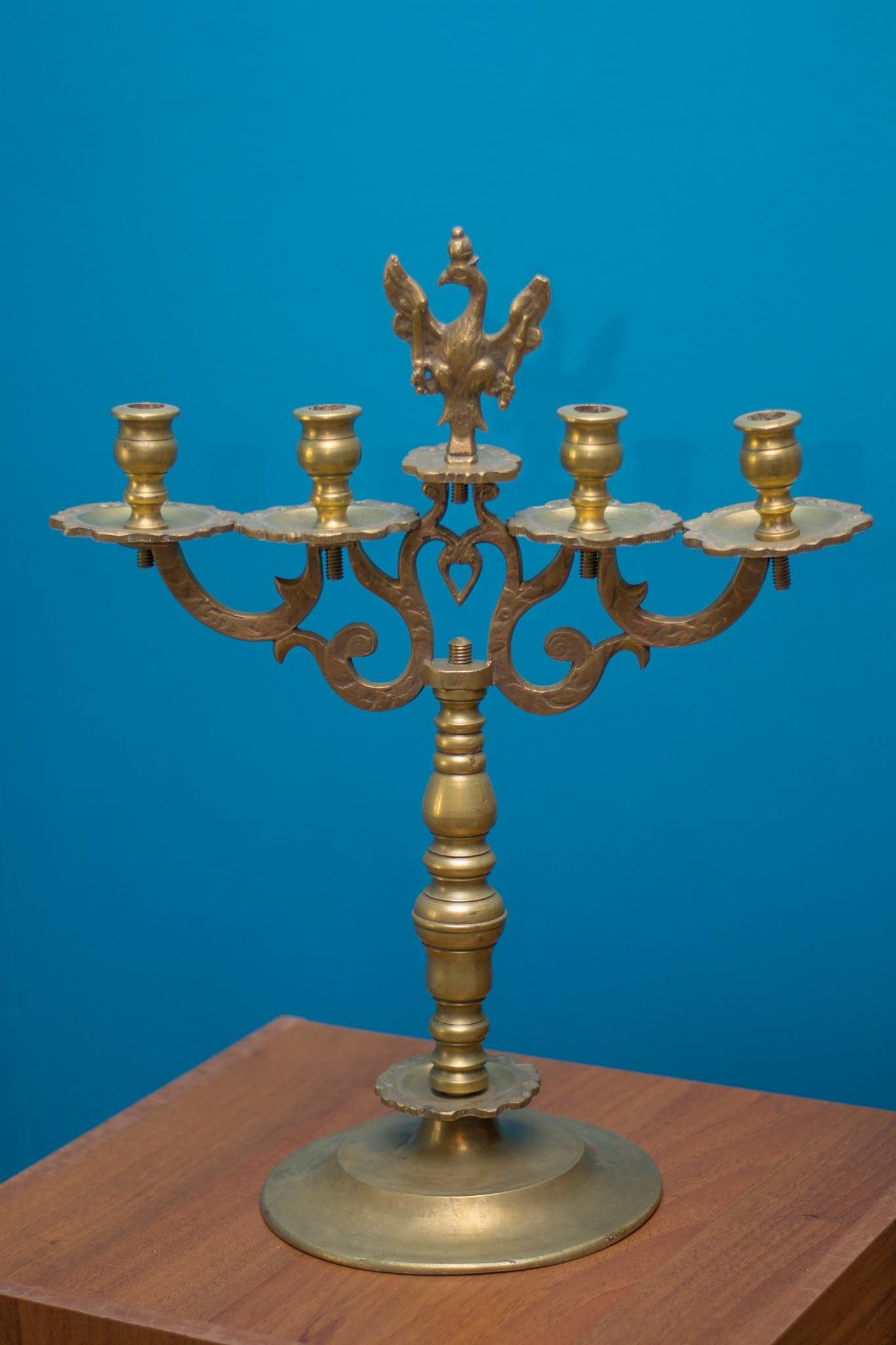 Antique candlestick by Roman Borshovskyy