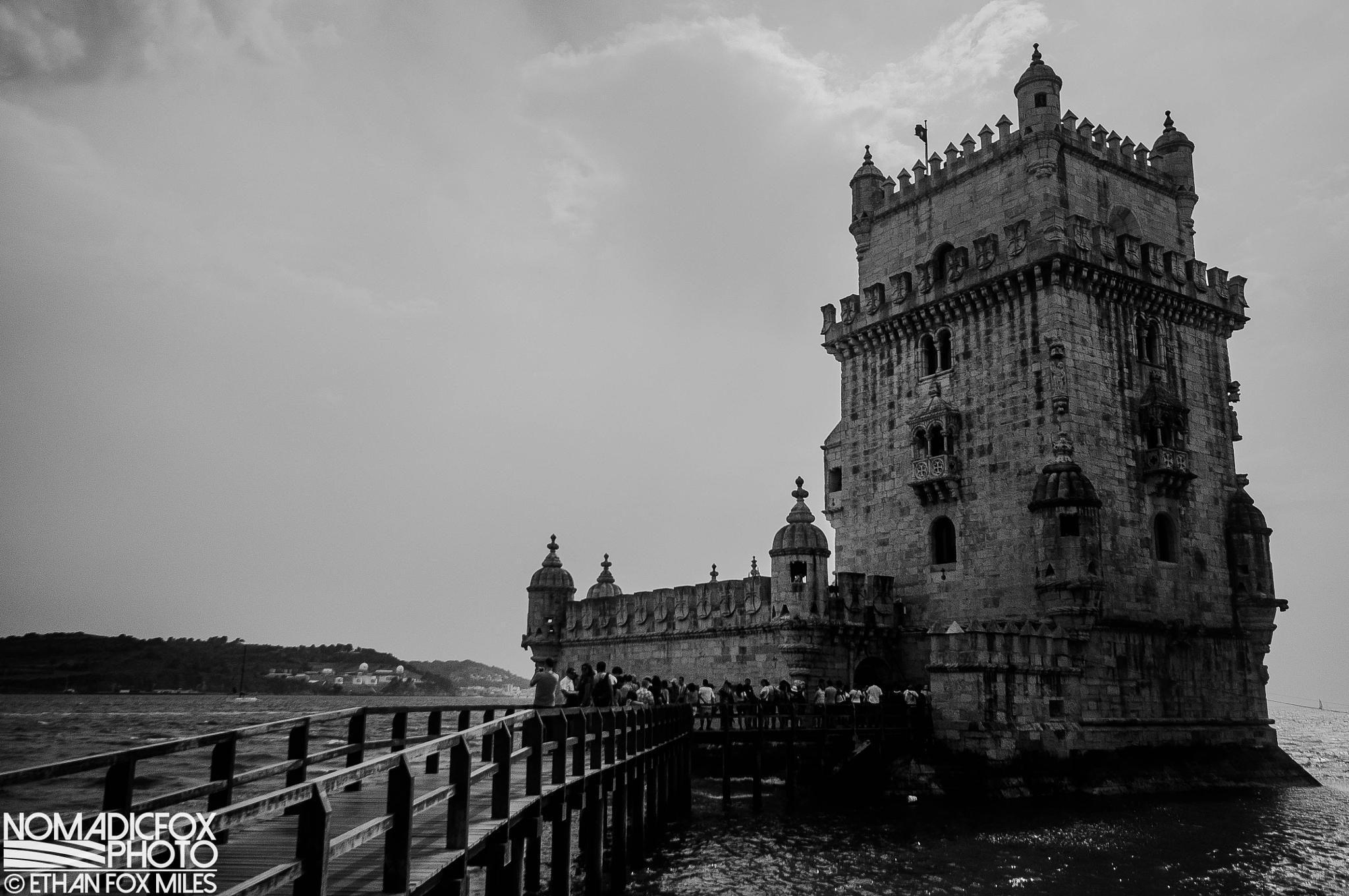 Torre De Belem by NomadicFox Photo