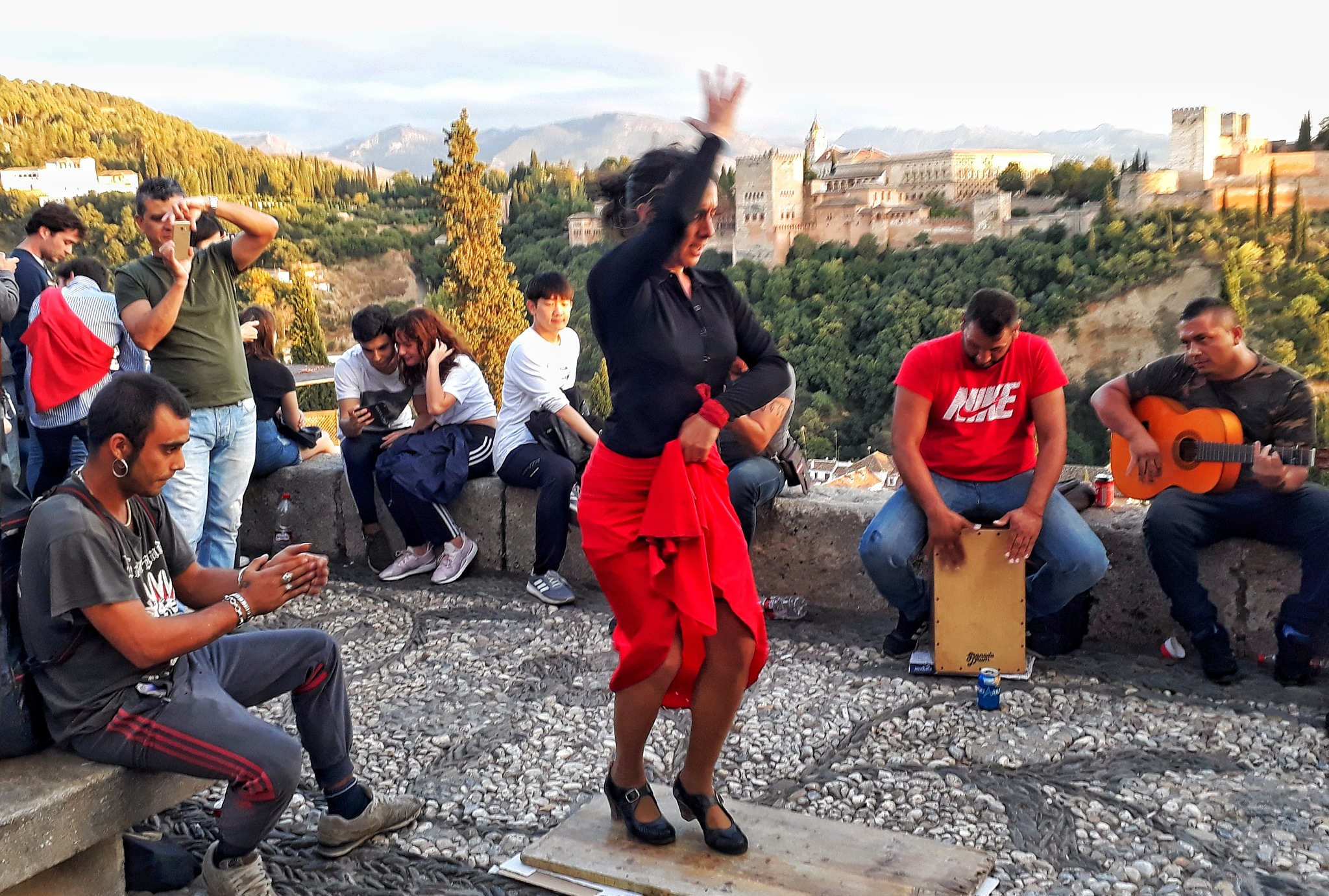 flamenco and views by NomadicFox Photo