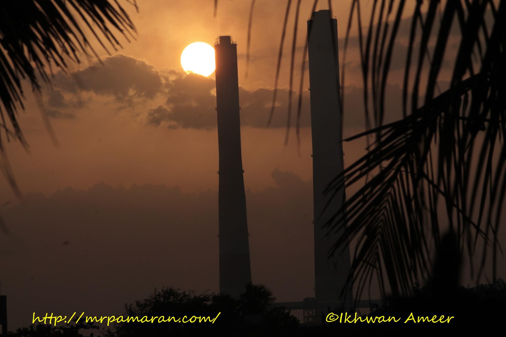 Beautiful Sunset by Ikhwan Ameer