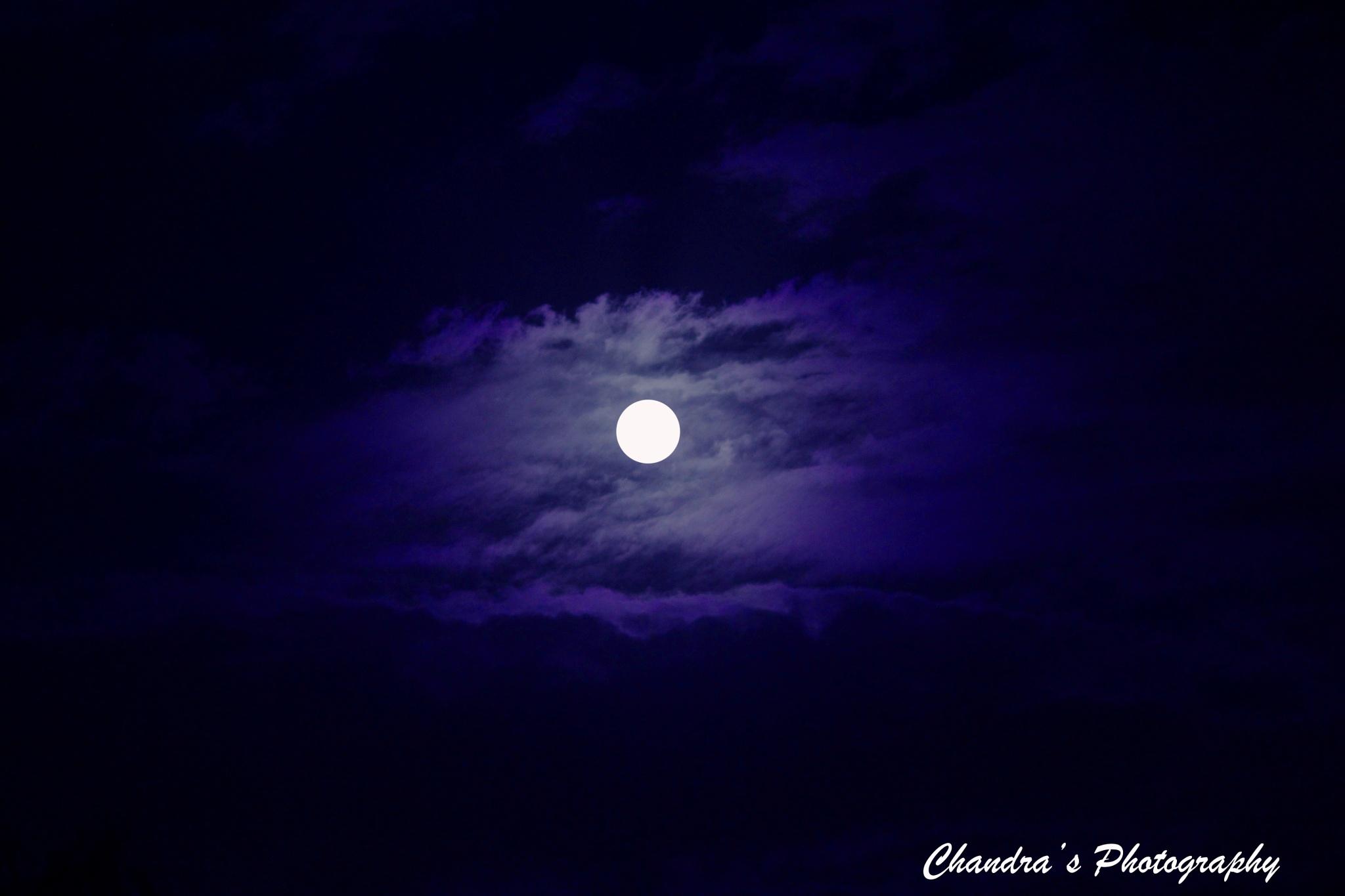 Full Moon by Jackiechandra0712